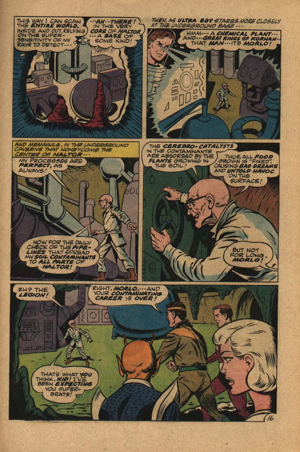 Read online Adventure Comics (1938) comic -  Issue #363 - 25
