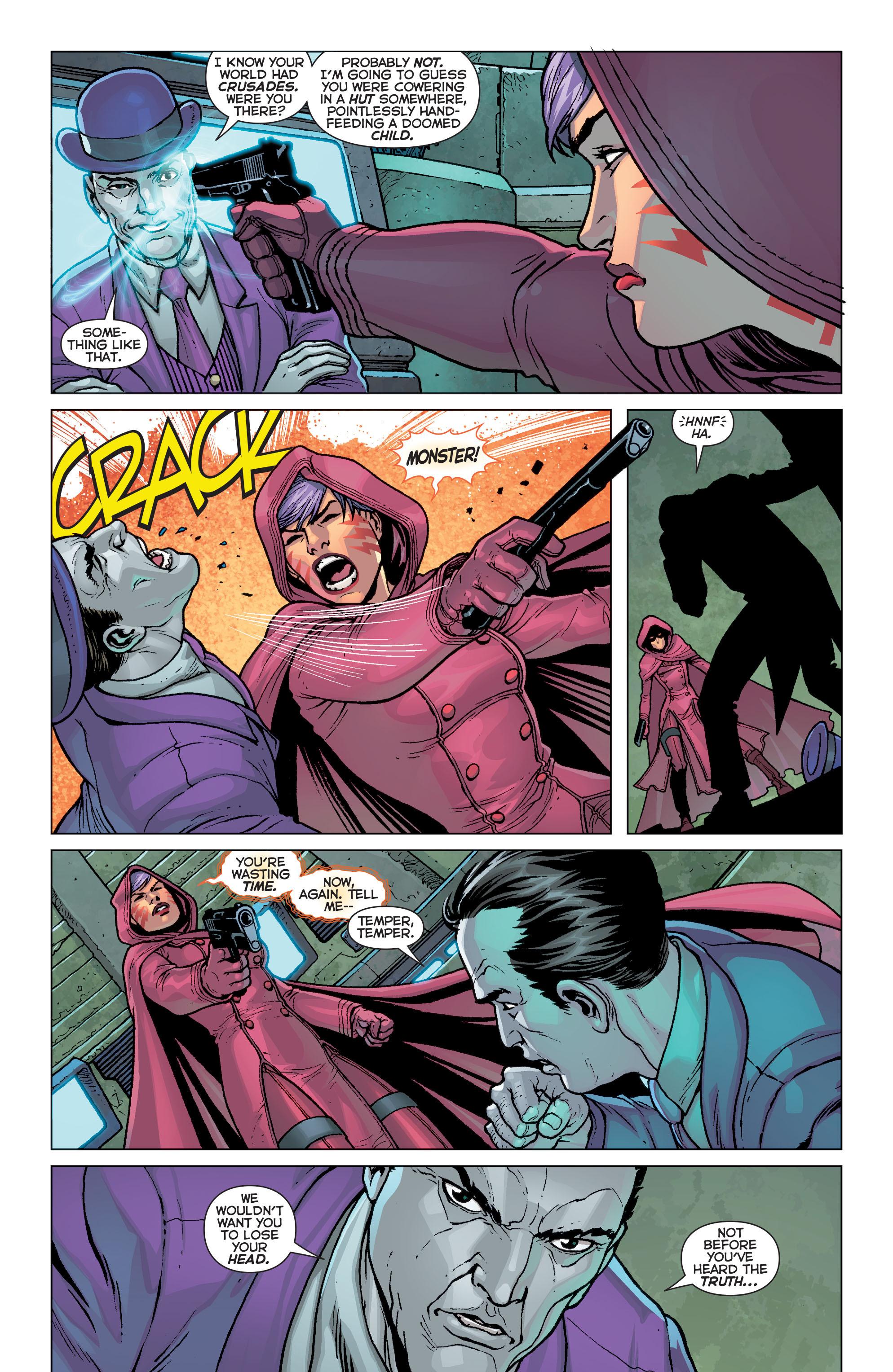 Read online Trinity of Sin: Pandora comic -  Issue #5 - 6