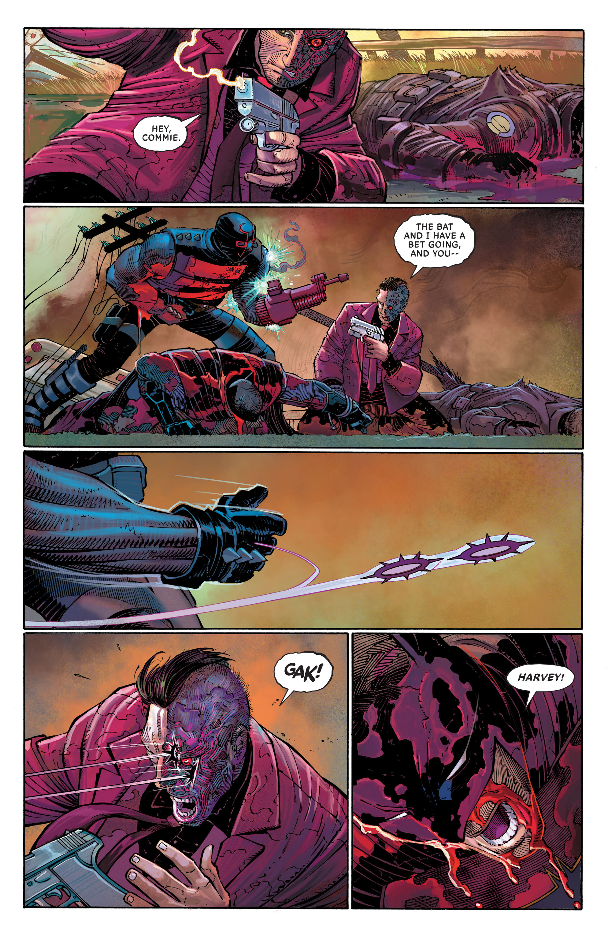 Read online All-Star Batman comic -  Issue #3 - 11