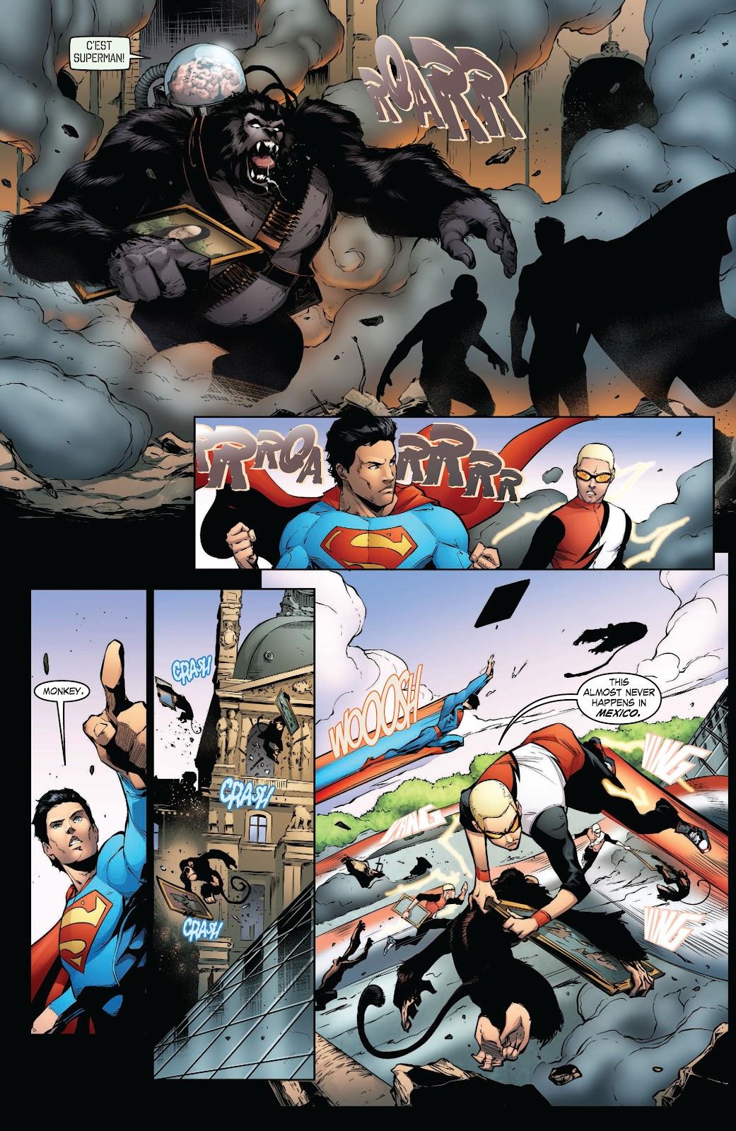 Read online Smallville Season 11 [II] comic -  Issue # TPB 3 - 30