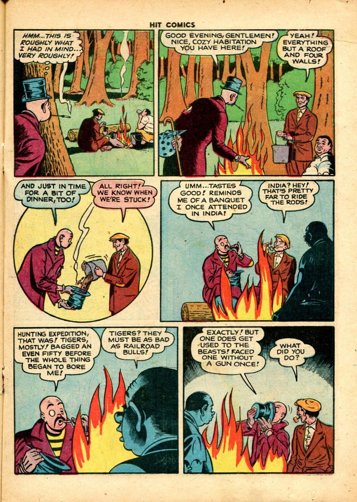 Read online Hit Comics comic -  Issue #59 - 17