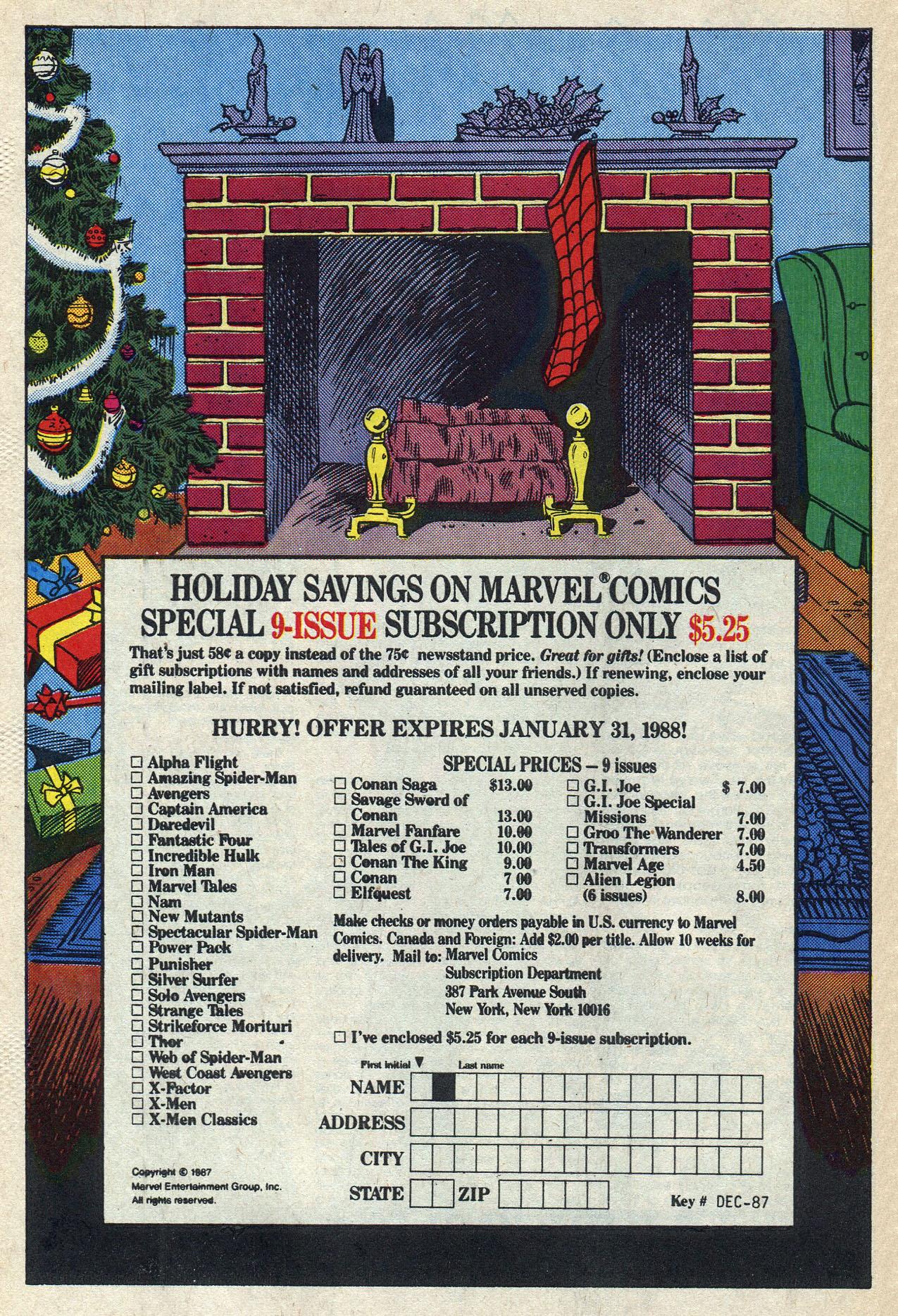 Read online Alpha Flight (1983) comic -  Issue #57 - 33