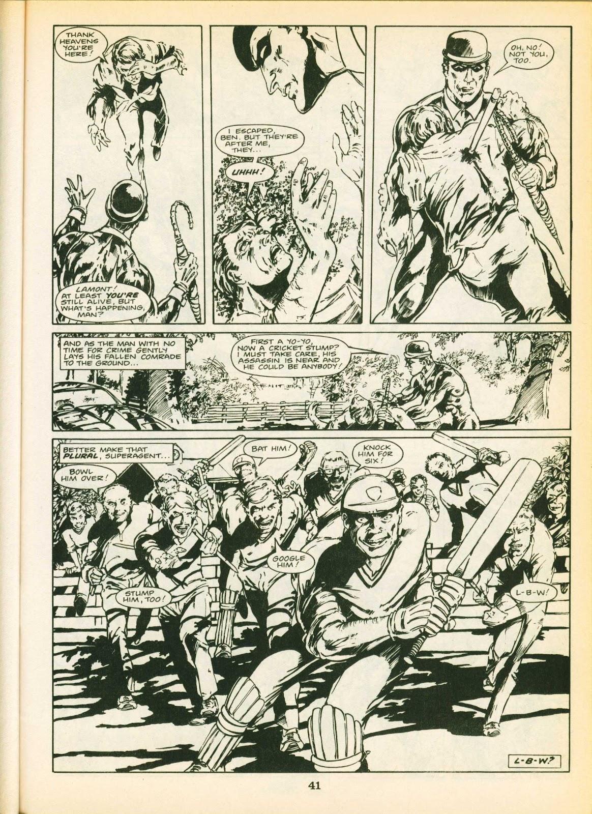 Warrior Issue #19 #20 - English 41