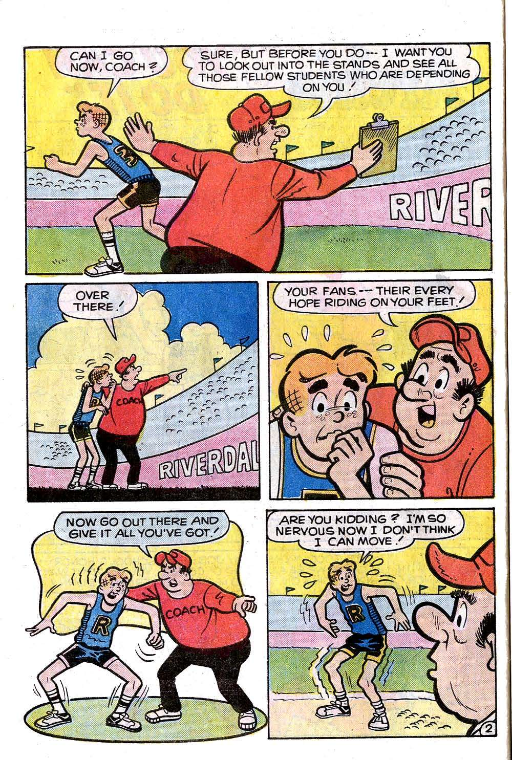 Read online Archie (1960) comic -  Issue #264 - 30