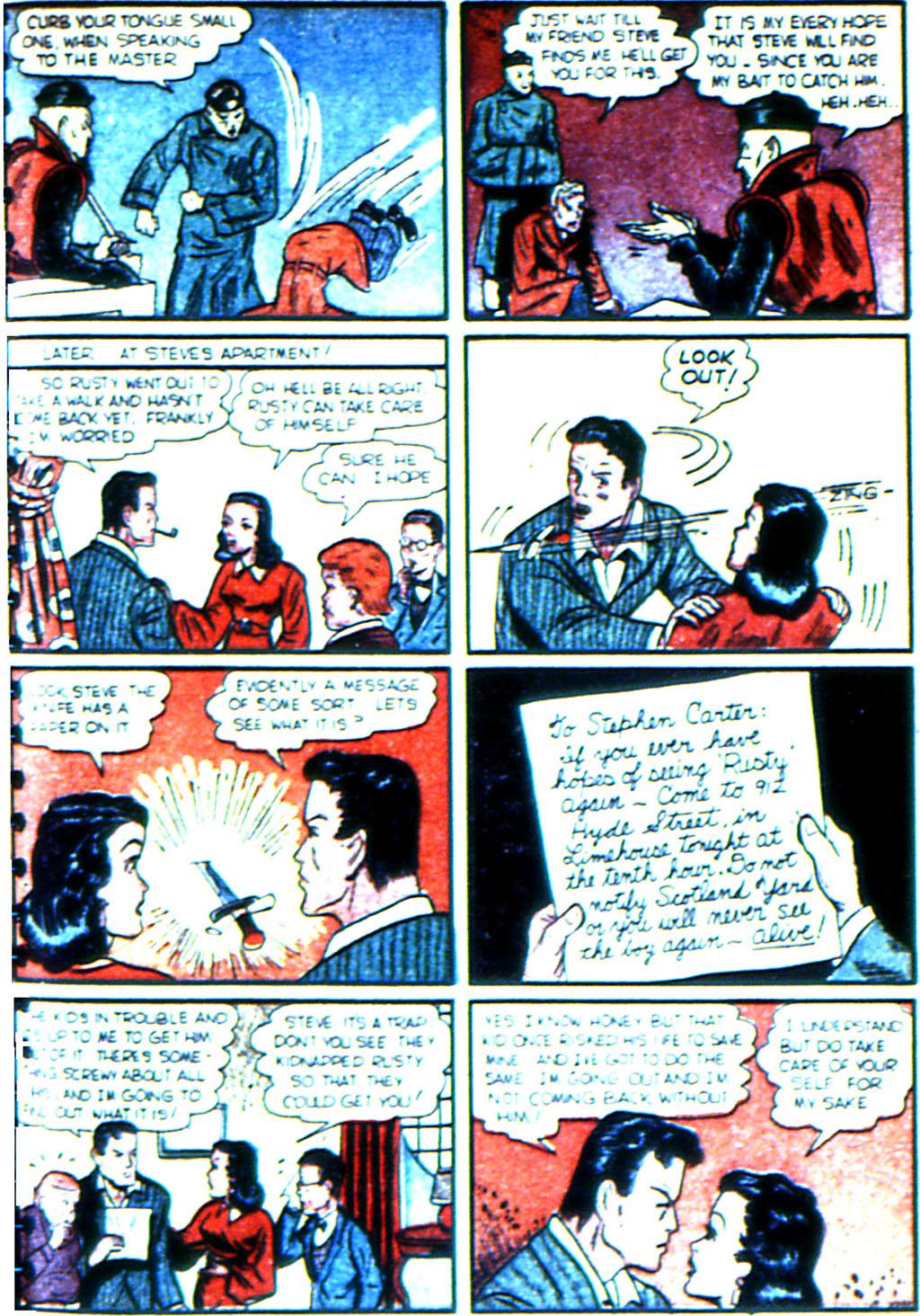 Read online Adventure Comics (1938) comic -  Issue #42 - 57