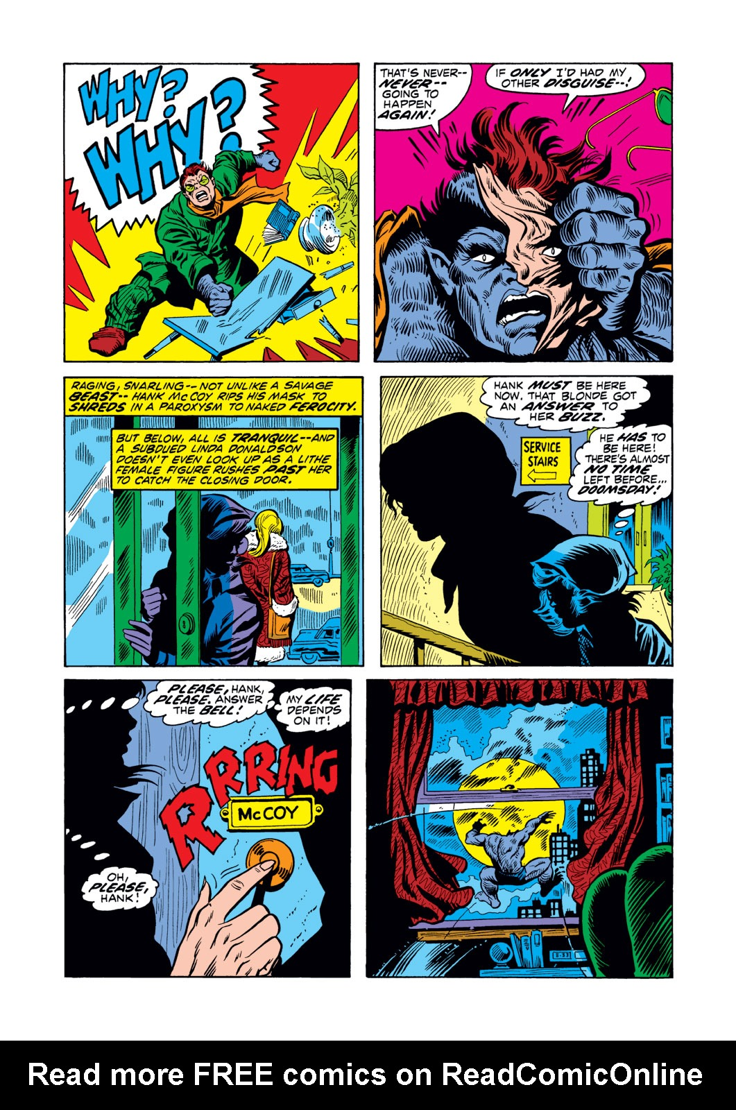 Read online Amazing Adventures (1970) comic -  Issue #14 - 8