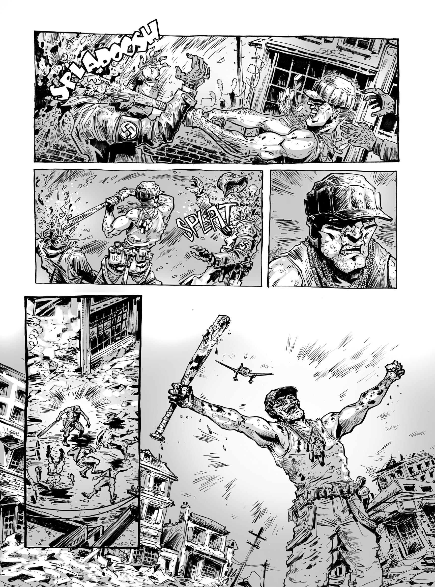 Read online FUBAR comic -  Issue #1 - 166