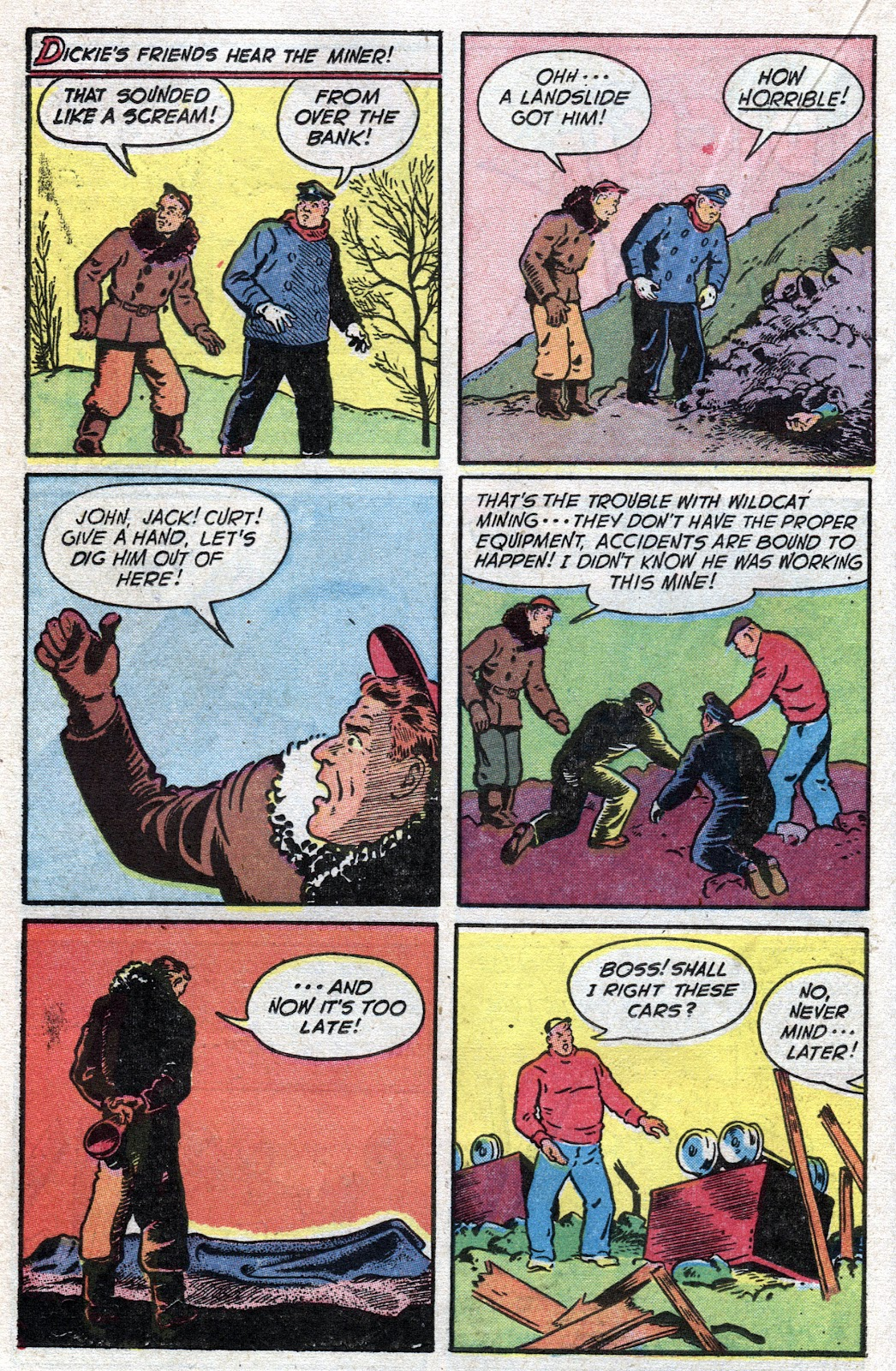 Read online Famous Funnies comic -  Issue #157 - 30