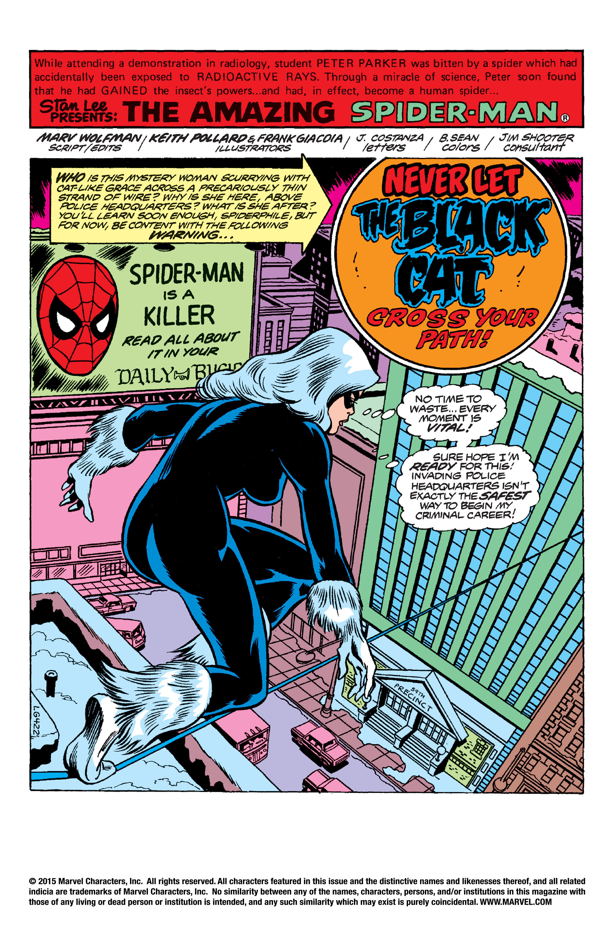 The Amazing Spider-Man (1963) 194 Page 1