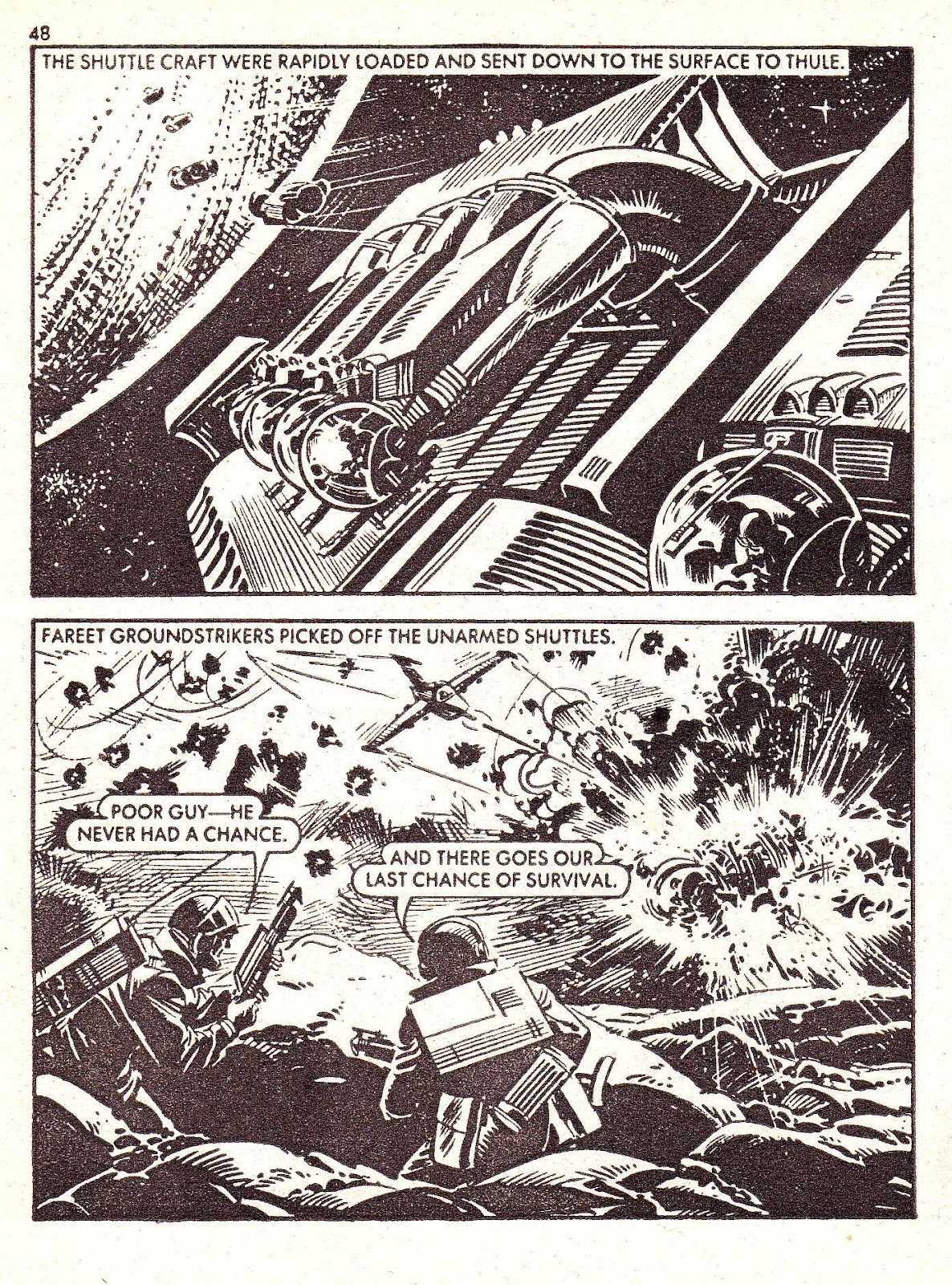 Starblazer issue 72 - Page 48