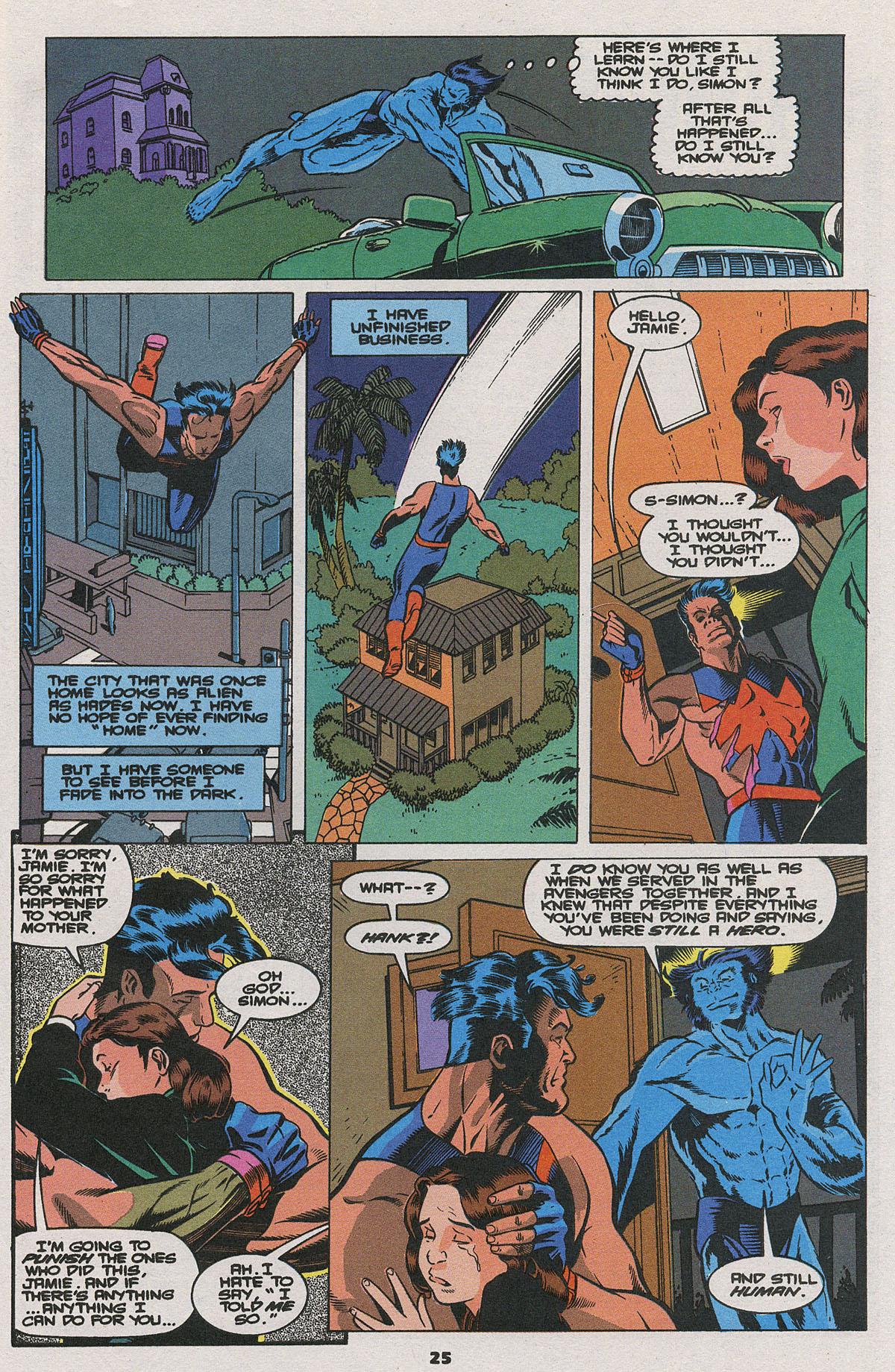 Read online Wonder Man (1991) comic -  Issue #24 - 19