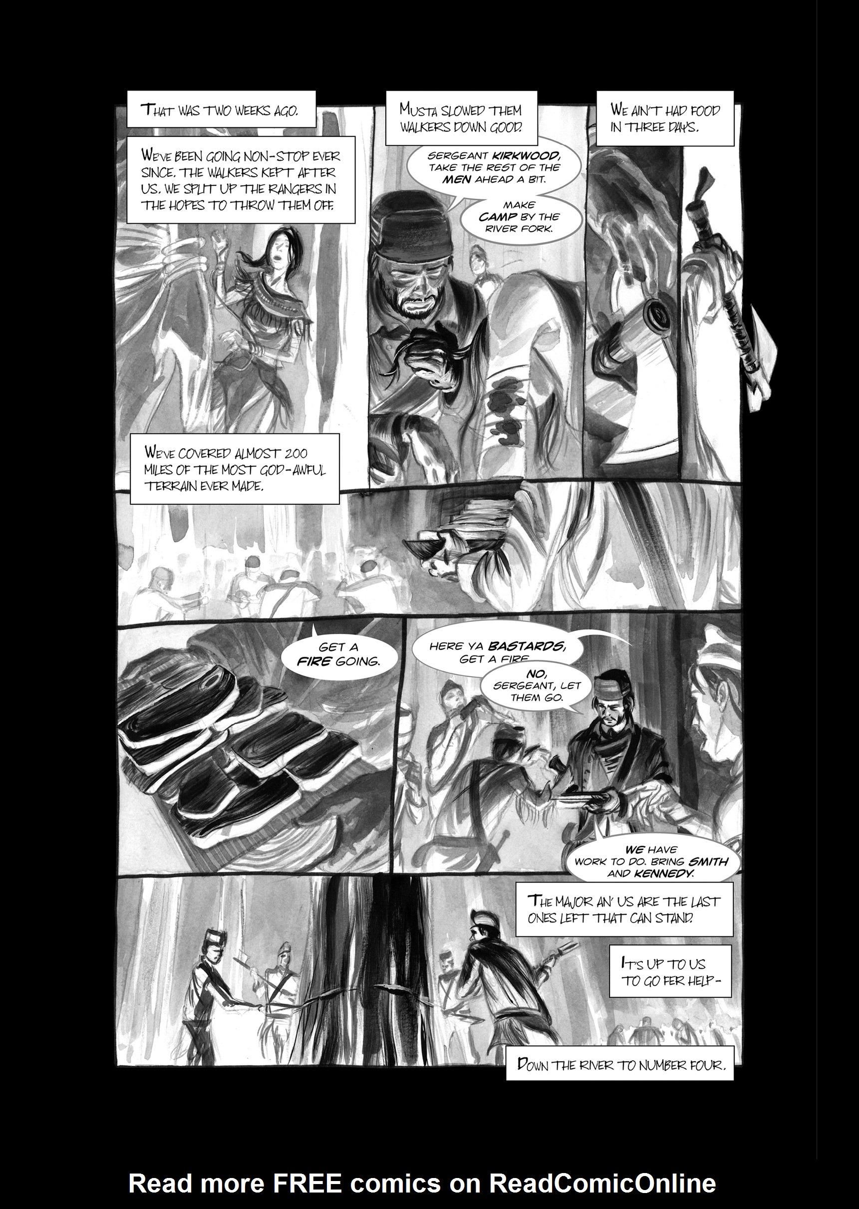 Read online FUBAR comic -  Issue #3 - 48