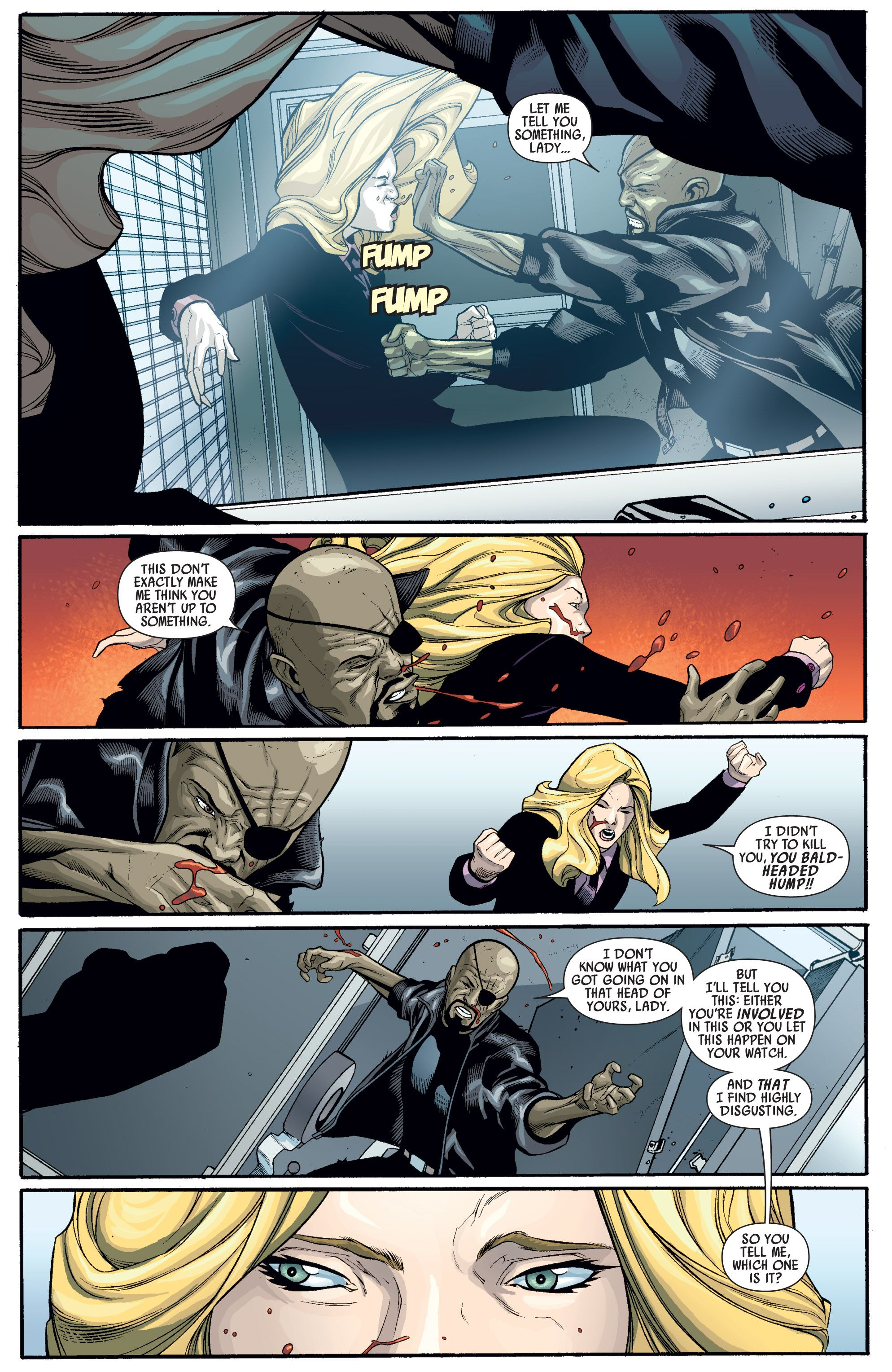 Read online Ultimate Comics Doomsday comic -  Issue # Full - 52