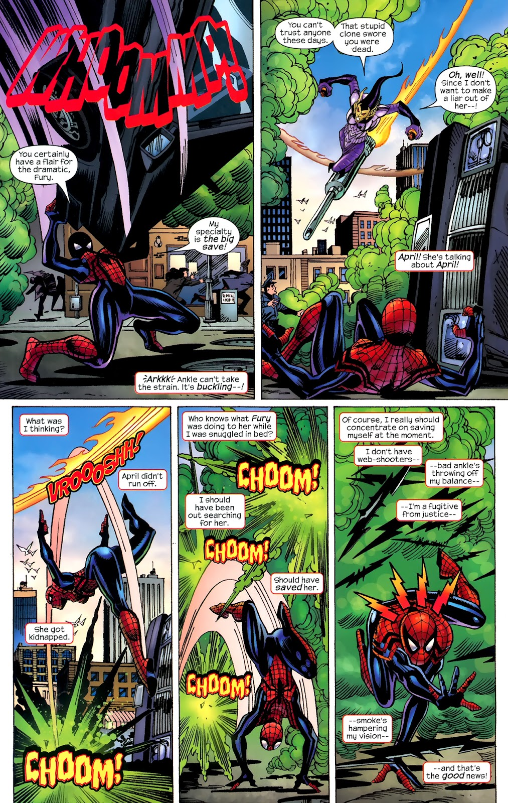 Web of Spider-Man (2009) Issue #2 #2 - English 27