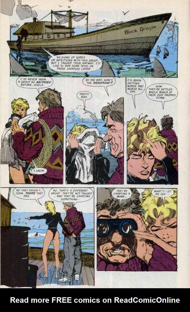 Read online Doctor Zero comic -  Issue #3 - 10
