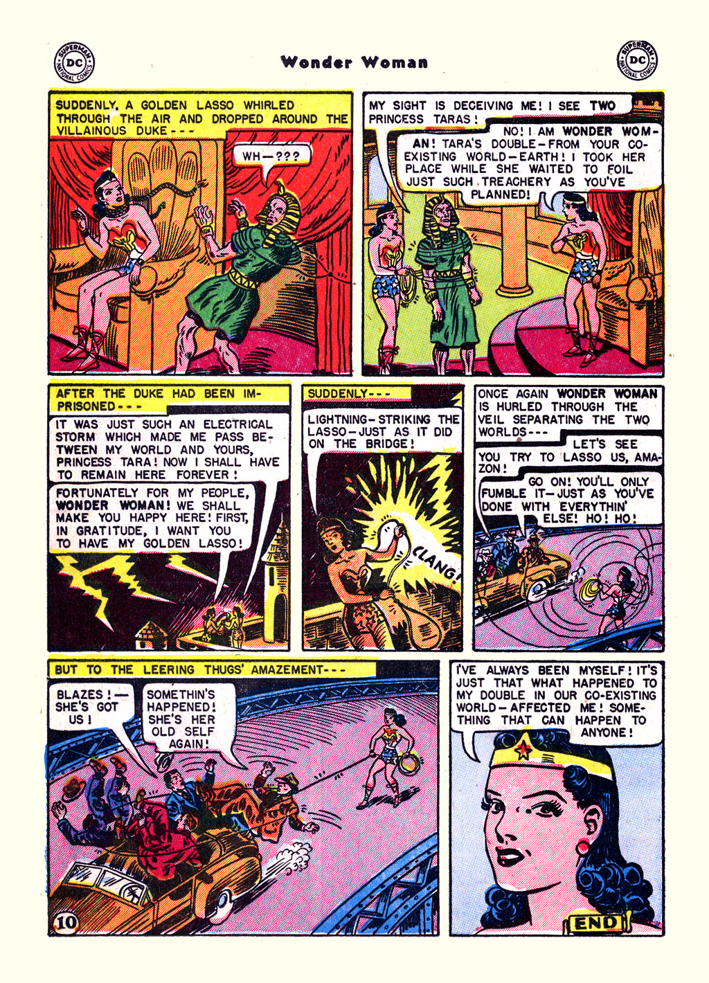 Read online Wonder Woman (1942) comic -  Issue #59 - 12