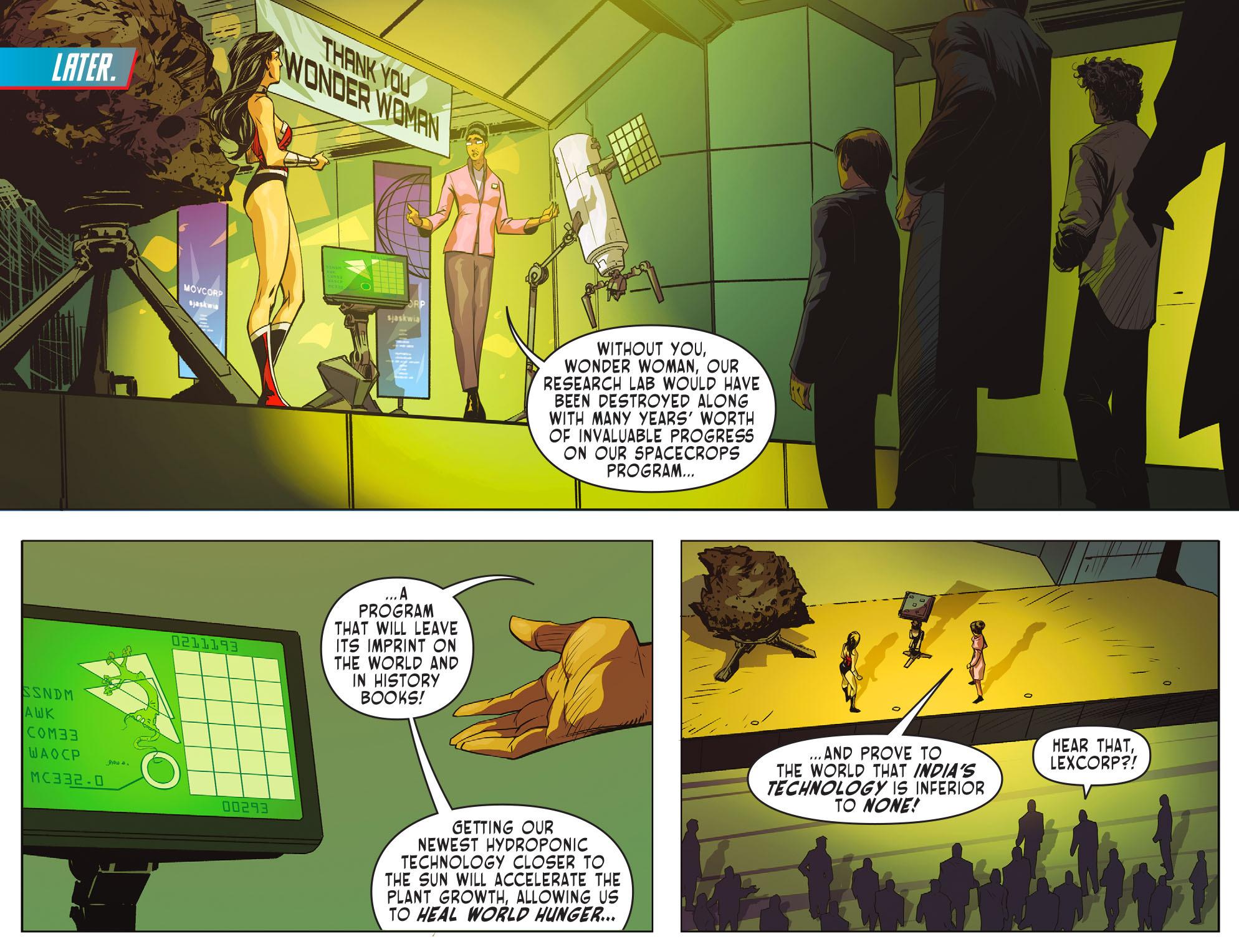 Read online Sensation Comics Featuring Wonder Woman comic -  Issue #25 - 7
