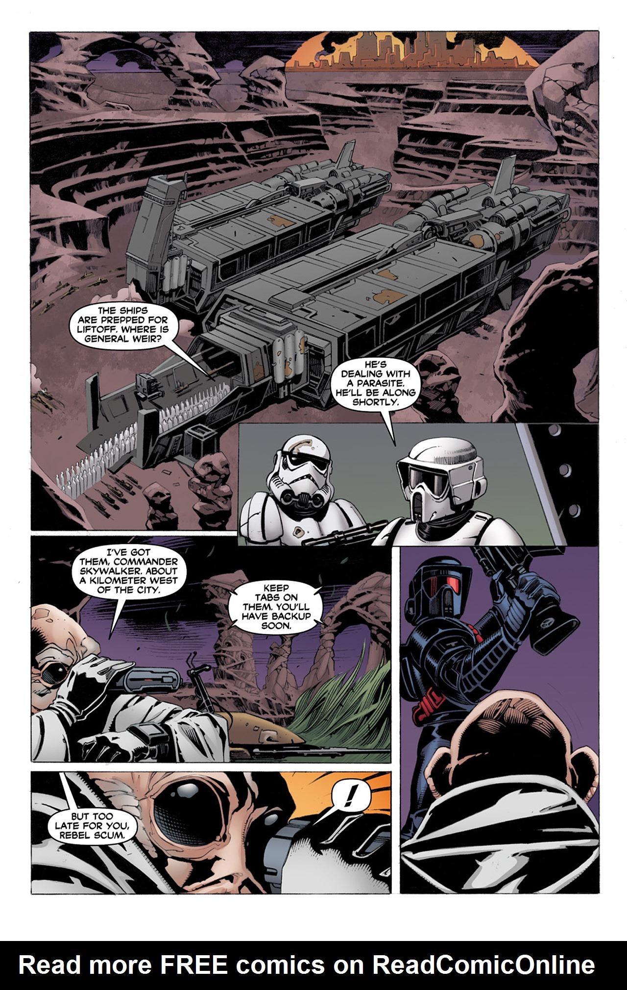 Read online Star Wars Omnibus comic -  Issue # Vol. 1 - 38