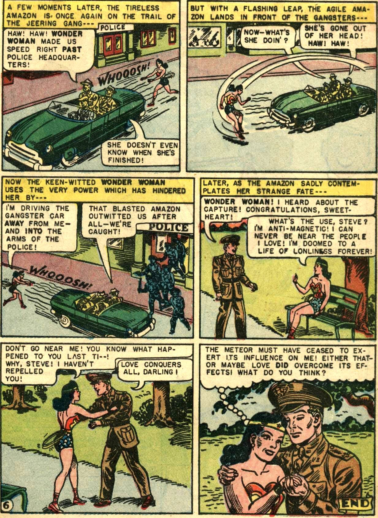 Read online Wonder Woman (1942) comic -  Issue #67 - 32