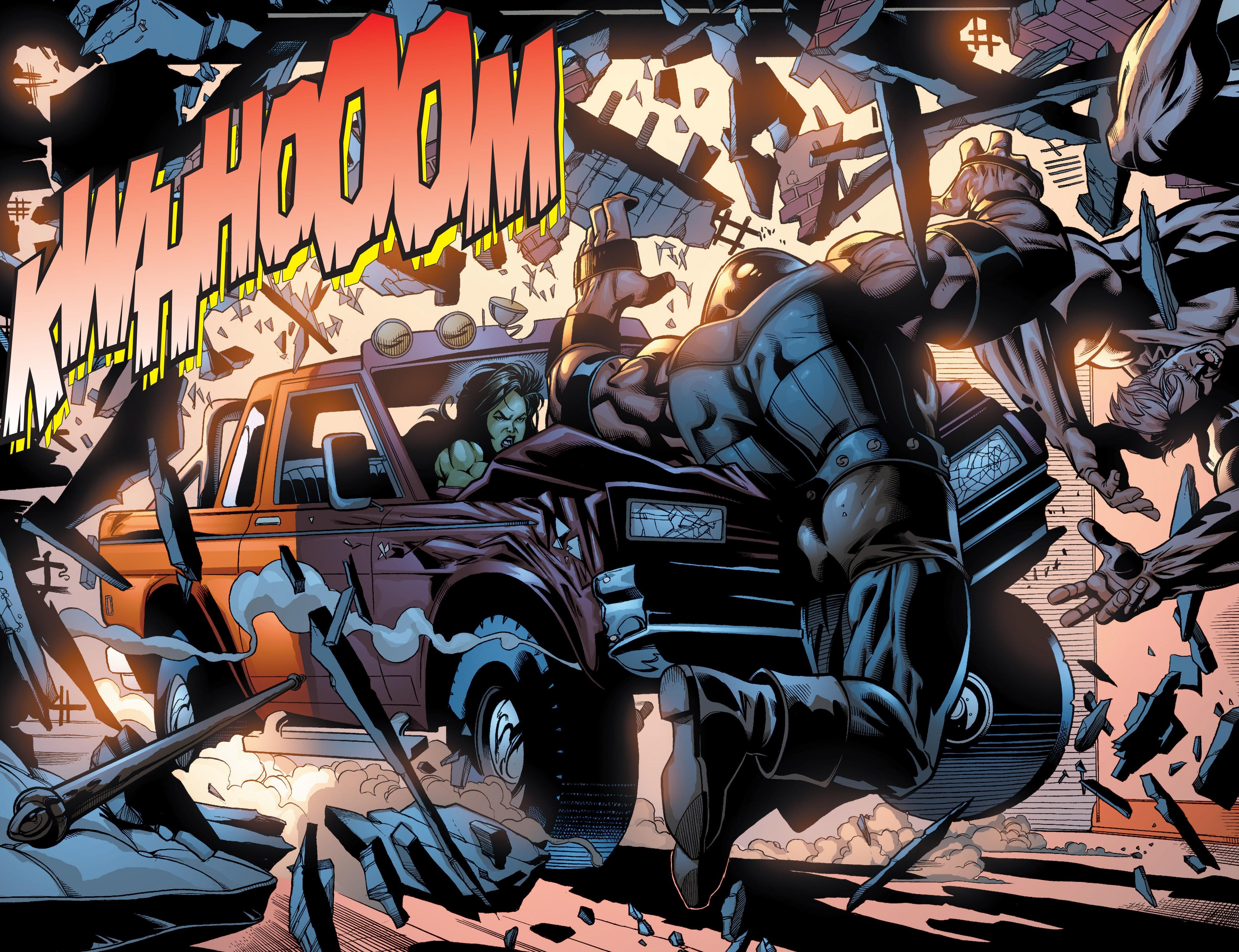 Read online Uncanny X-Men (1963) comic -  Issue #436 - 8