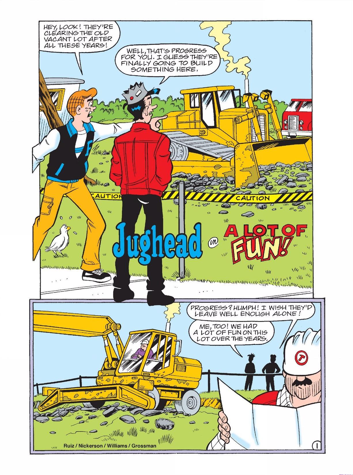 Read online Archie 1000 Page Comics Bonanza comic -  Issue #3 (Part 1) - 26