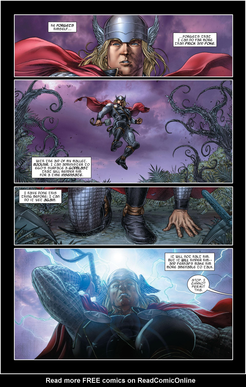 Read online Astonishing Thor comic -  Issue #1 - 18
