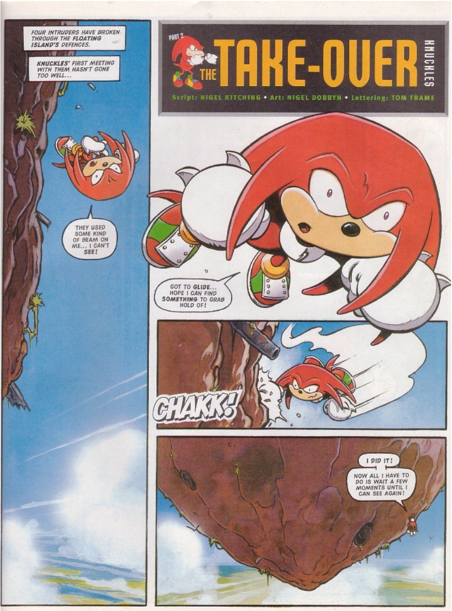 Read online Sonic the Comic comic -  Issue #136 - 10