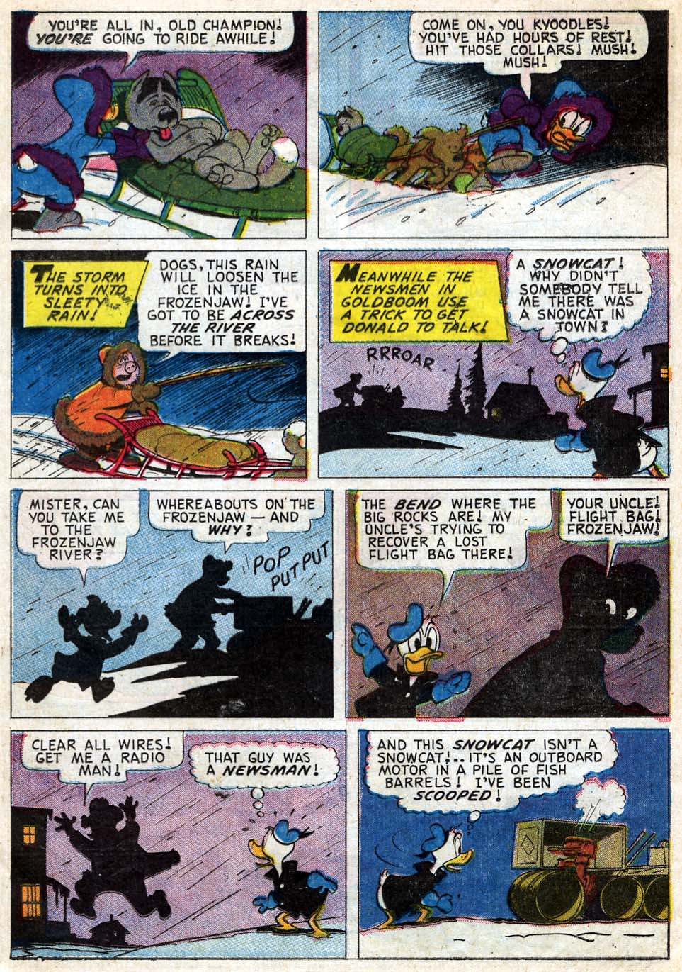 Read online Uncle Scrooge (1953) comic -  Issue #59 - 21