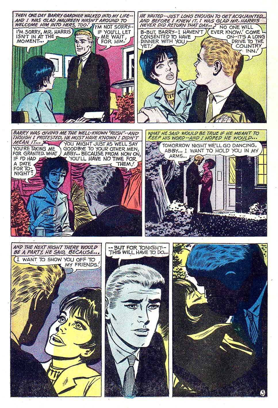 Read online Secret Hearts comic -  Issue #131 - 14
