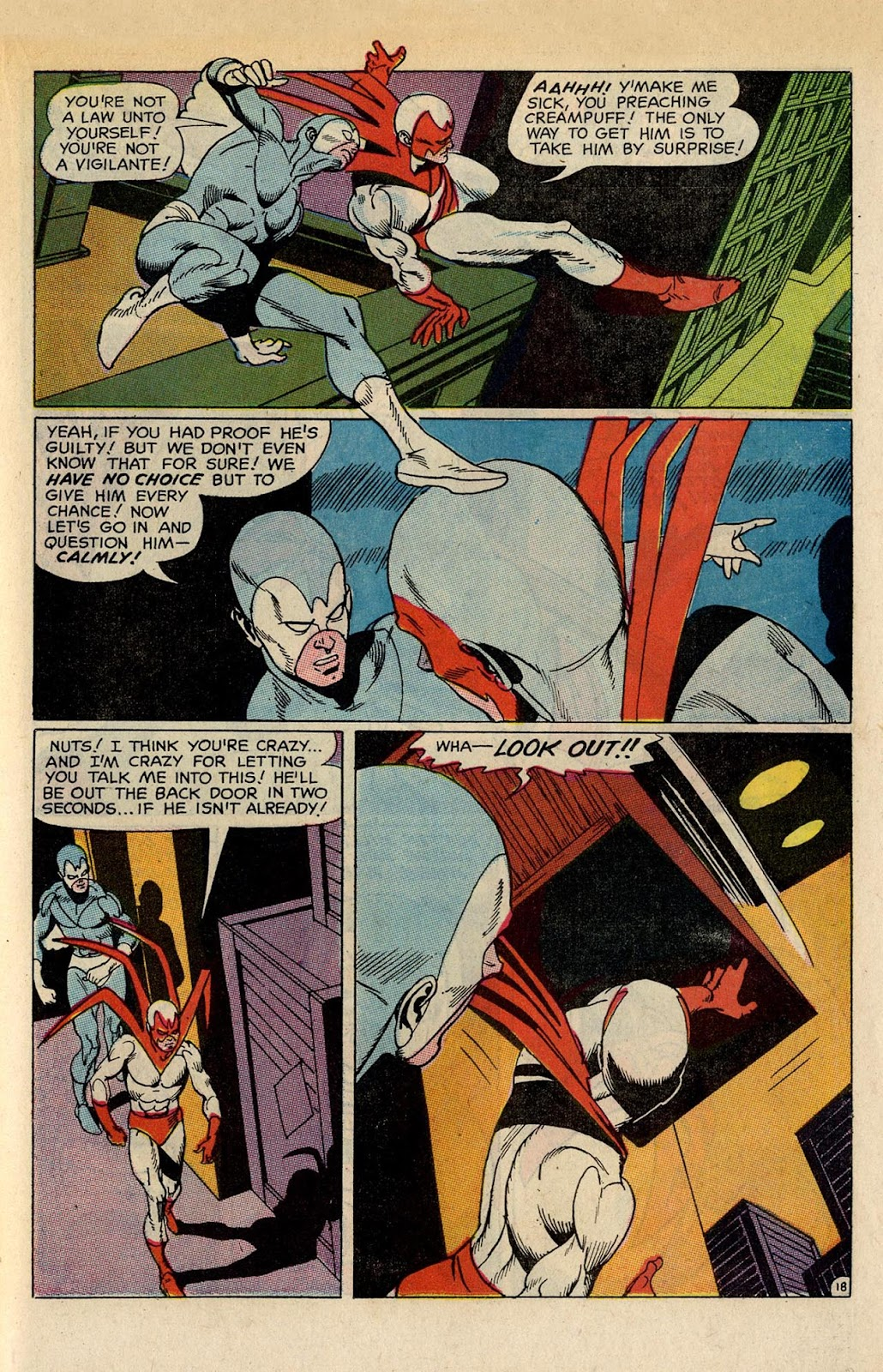 The Hawk and the Dove issue 5 - Page 23