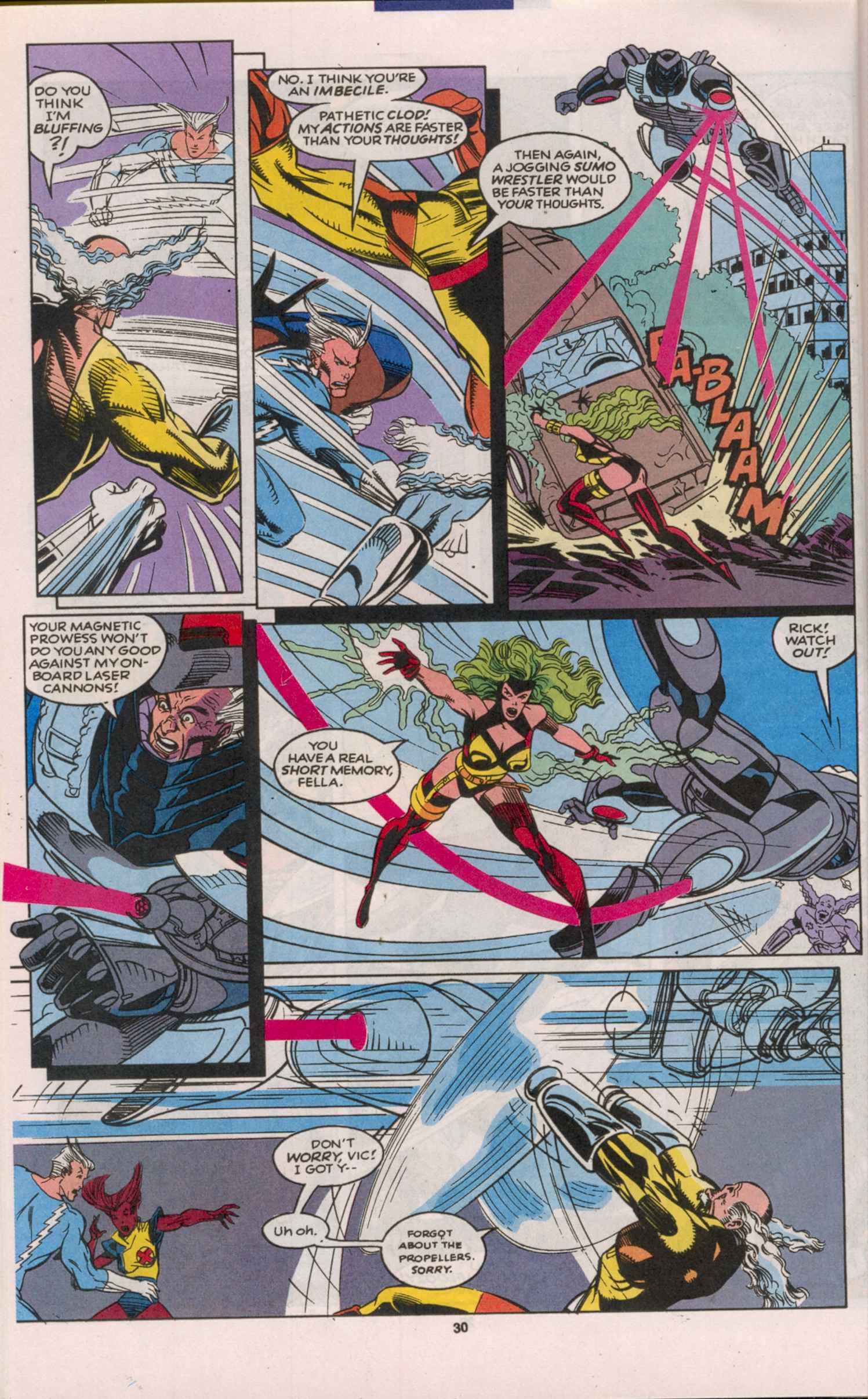 Read online X-Factor (1986) comic -  Issue # _ Annual 8 - 27