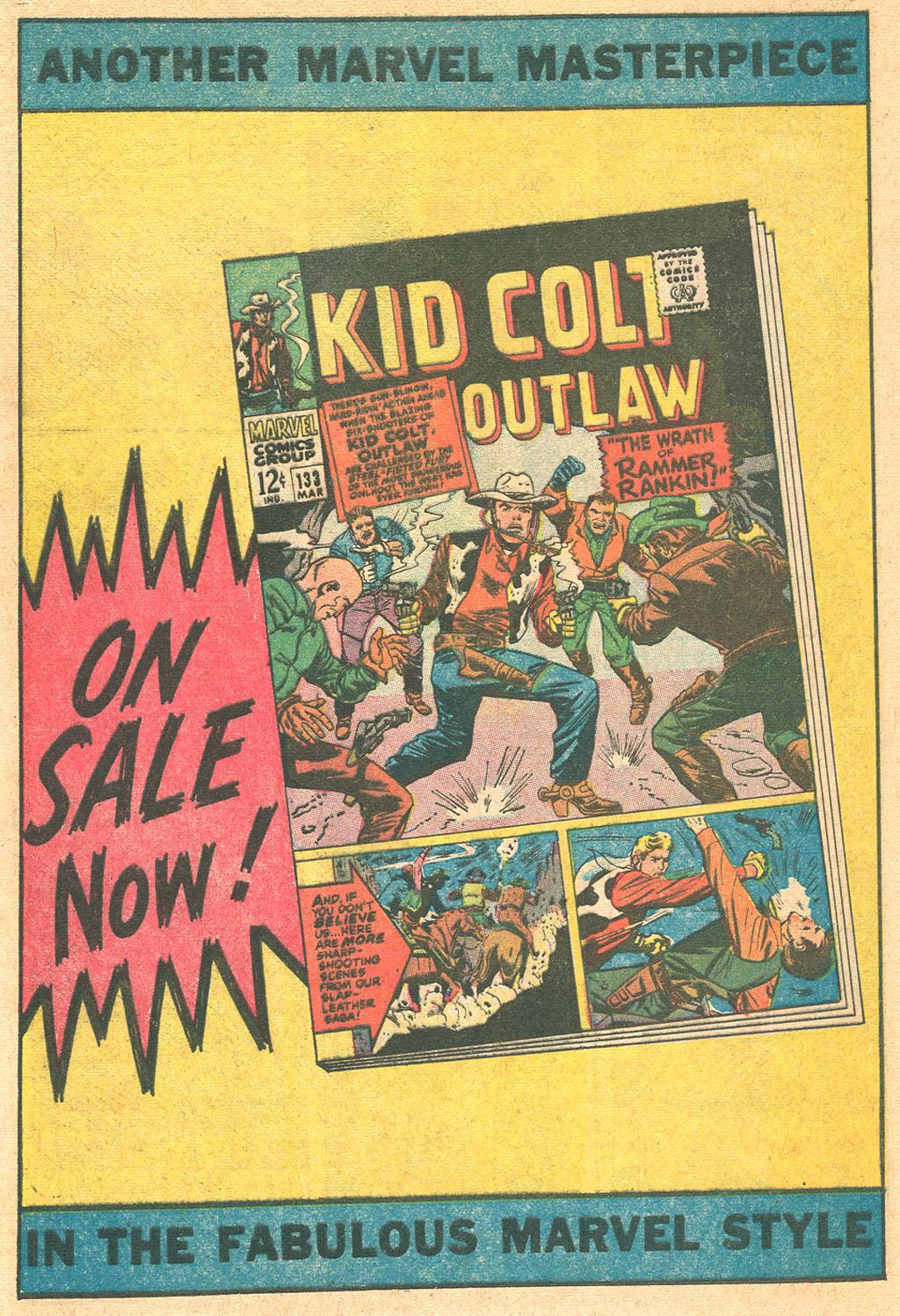 Read online Two-Gun Kid comic -  Issue #86 - 32