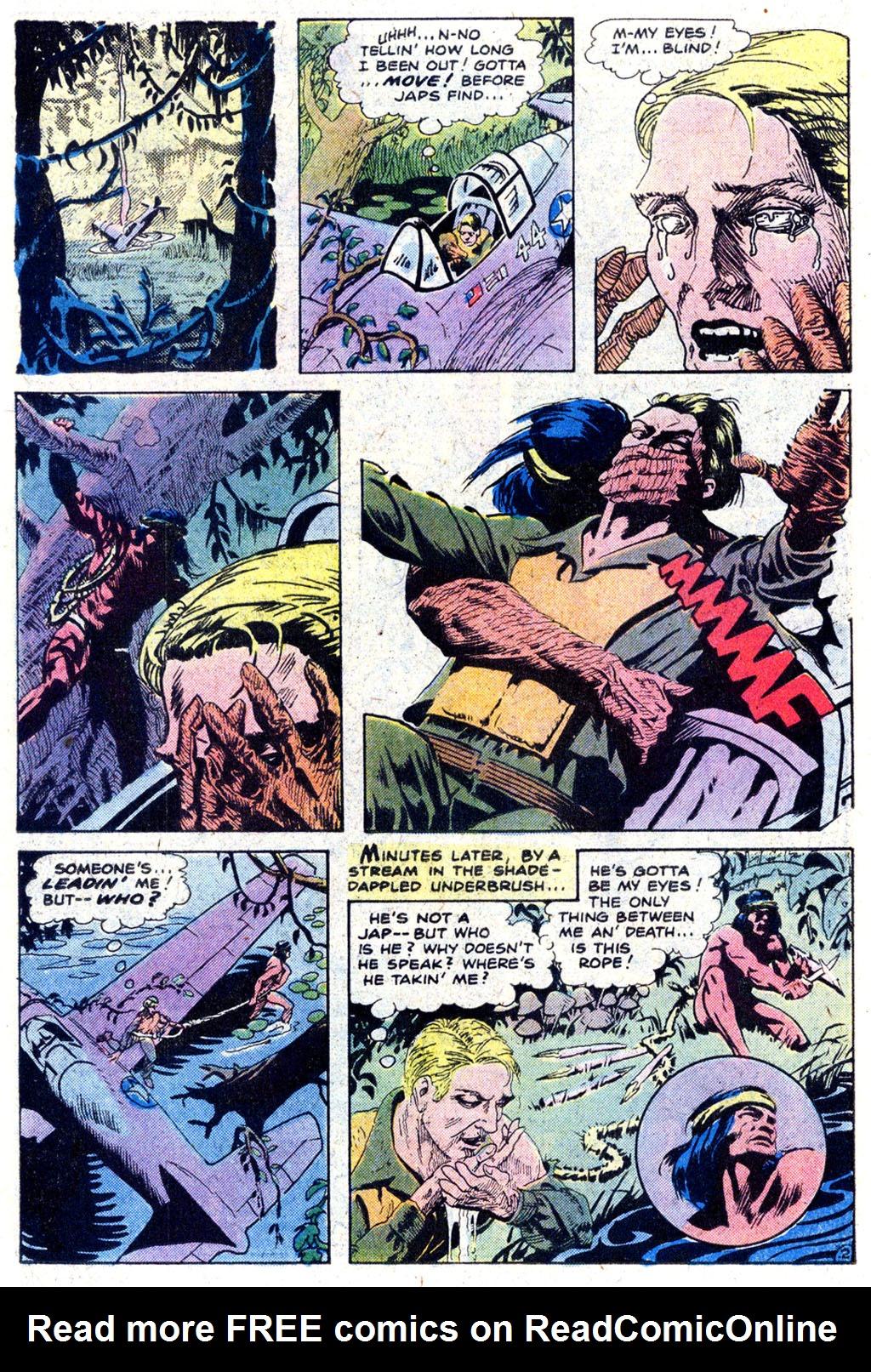 Read online Sgt. Rock comic -  Issue #340 - 15