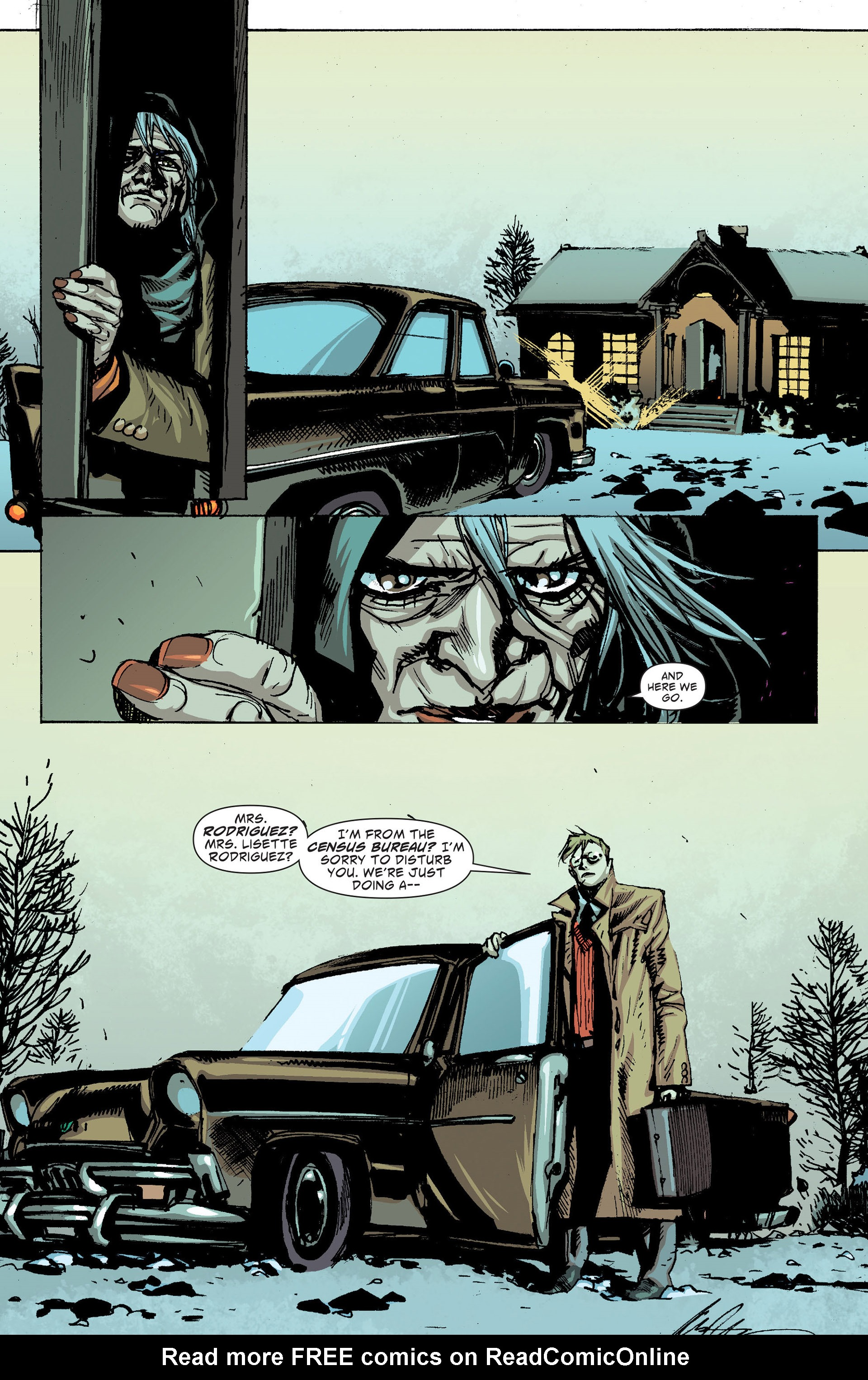 Read online American Vampire comic -  Issue #34 - 3