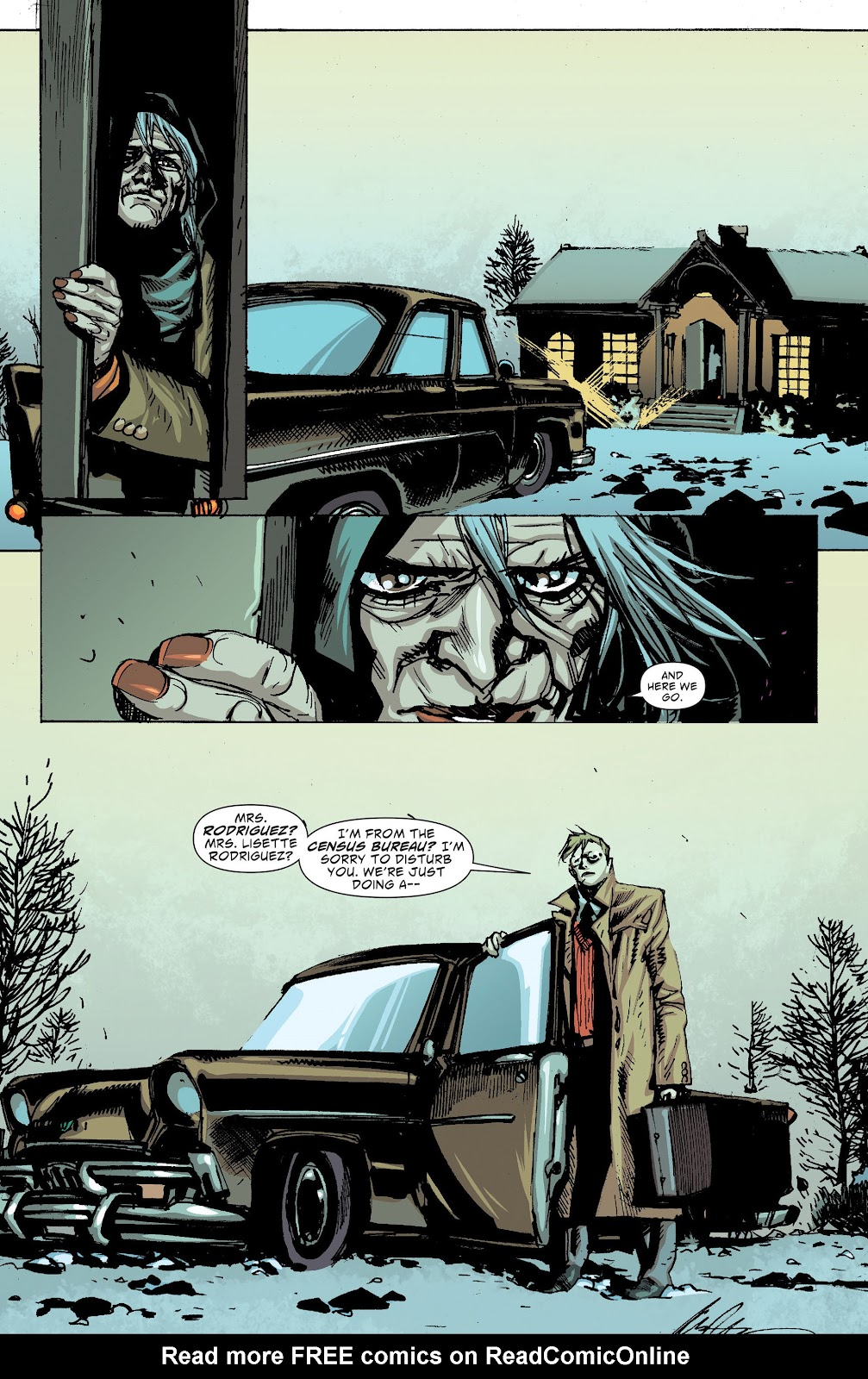 American Vampire issue 34 - Page 3