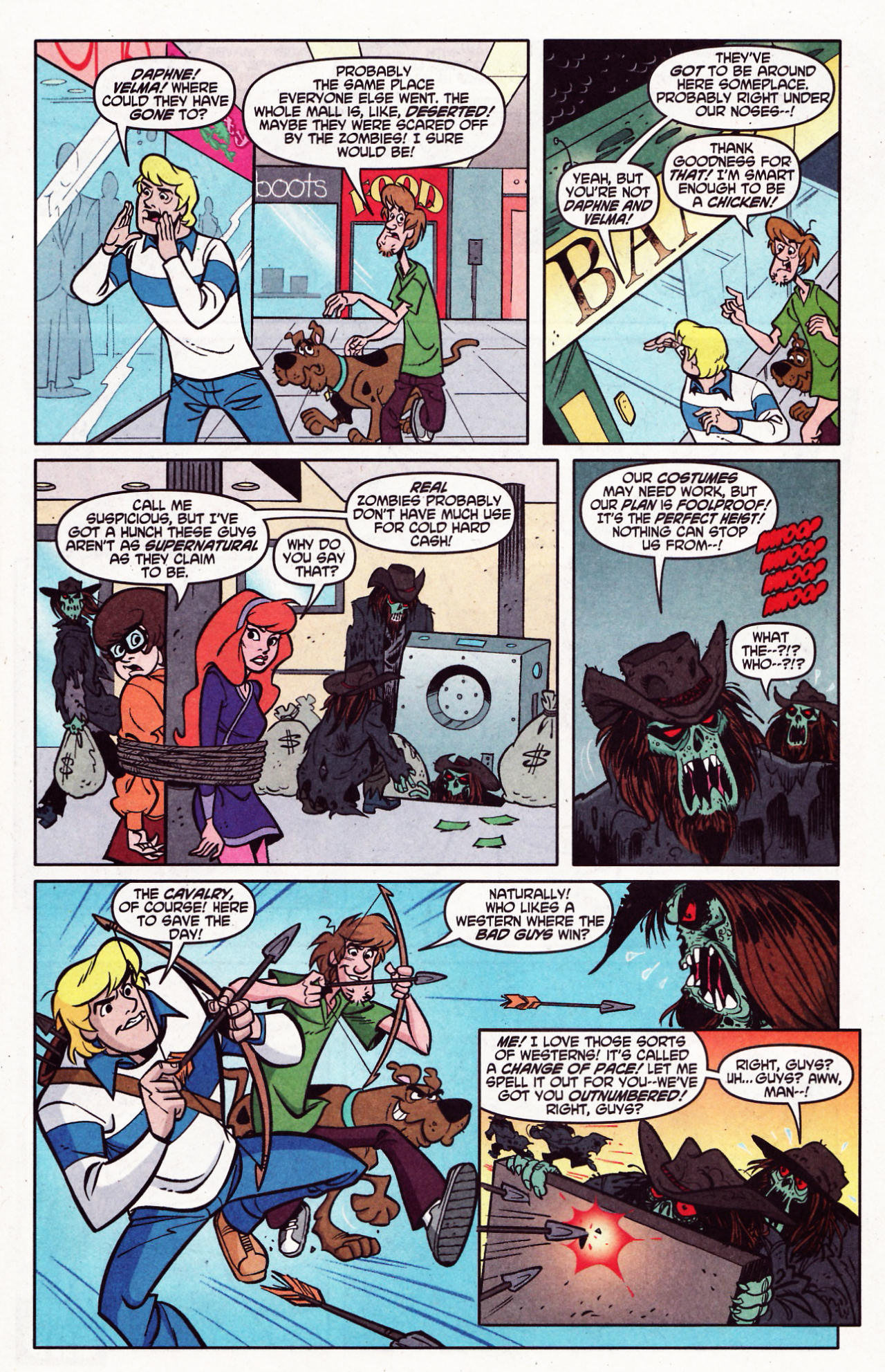 Read online Scooby-Doo (1997) comic -  Issue #121 - 31