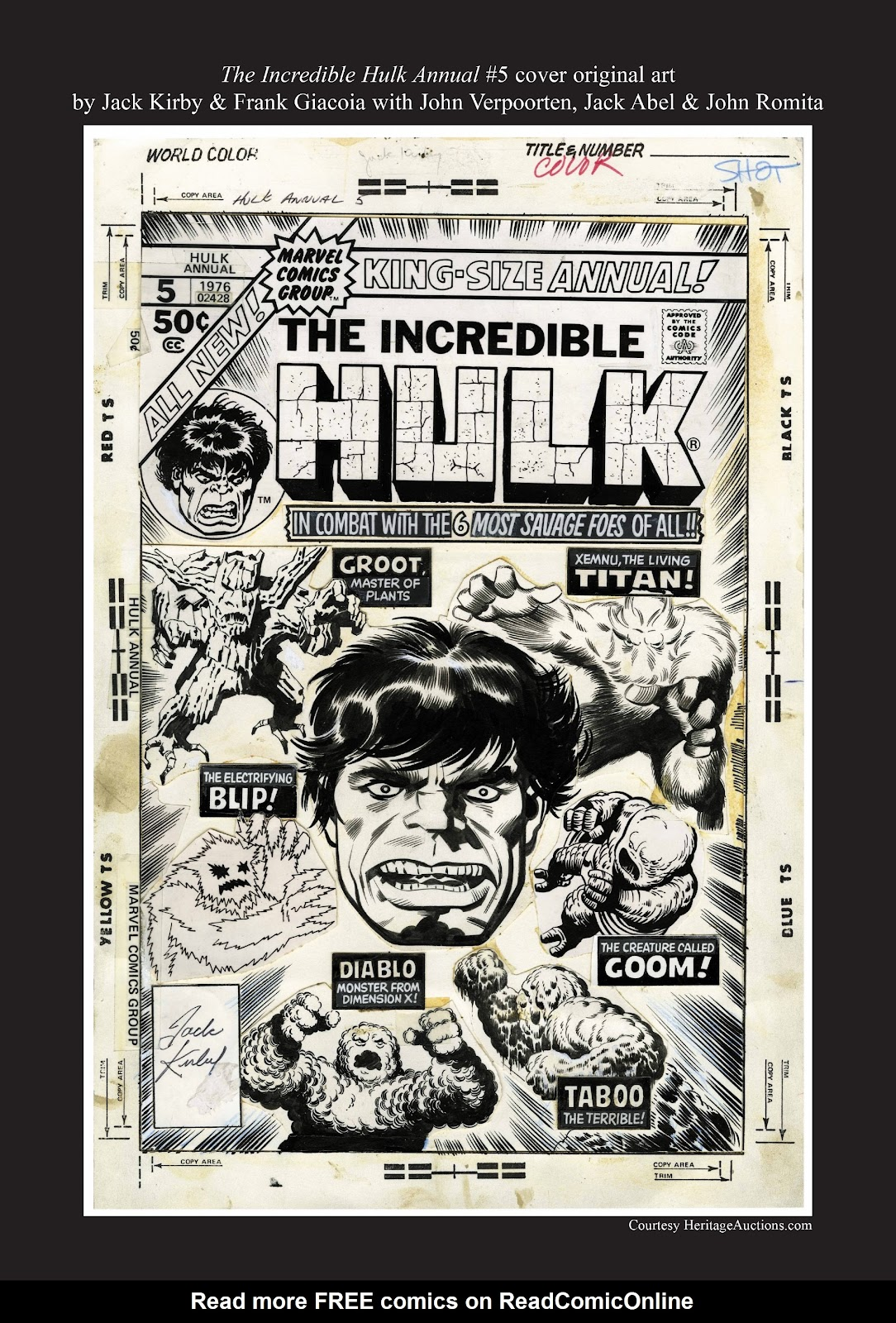 Read online Marvel Masterworks: The Incredible Hulk comic -  Issue # TPB 12 (Part 3) - 82