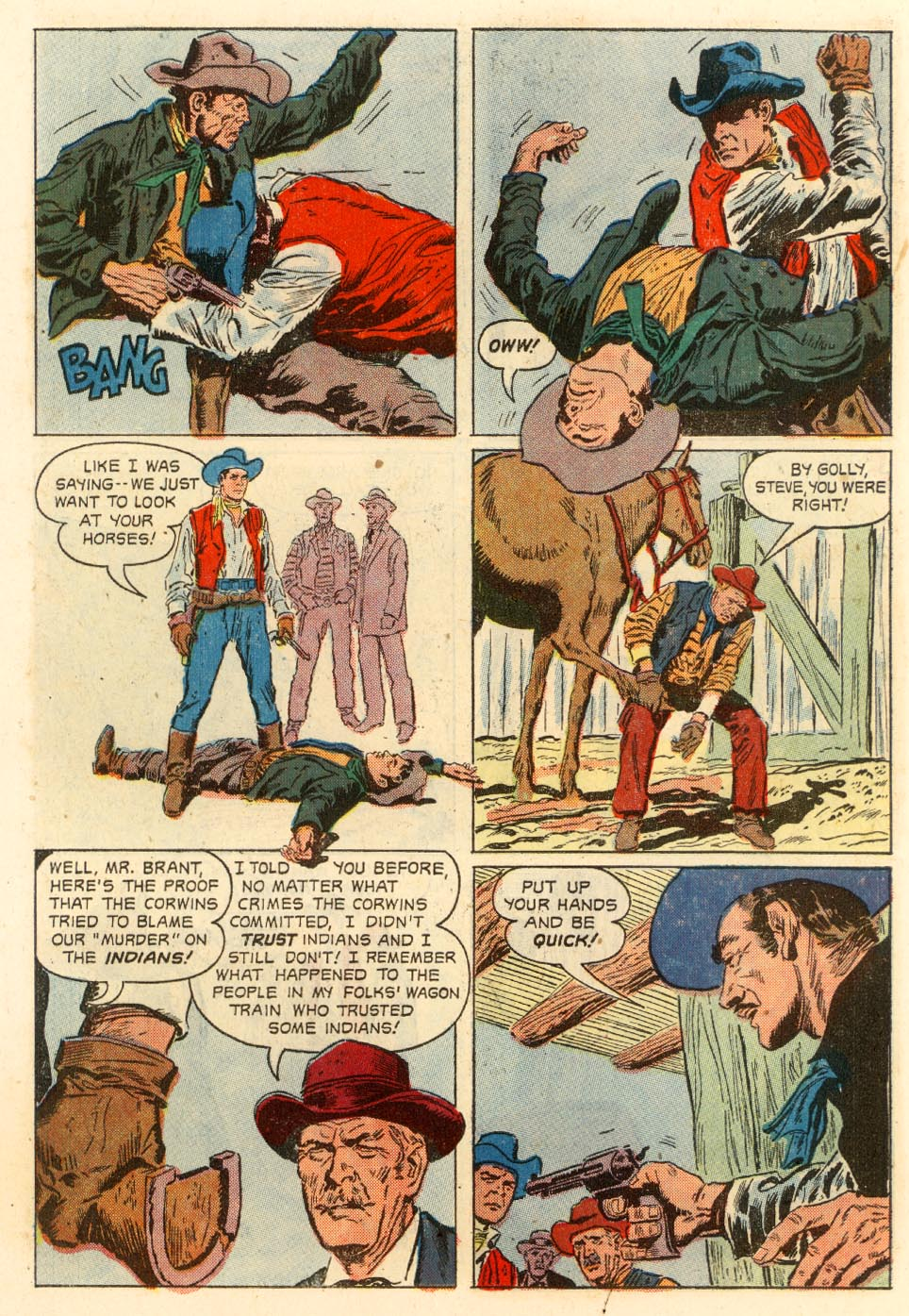 Four Color Comics issue 768 - Page 14