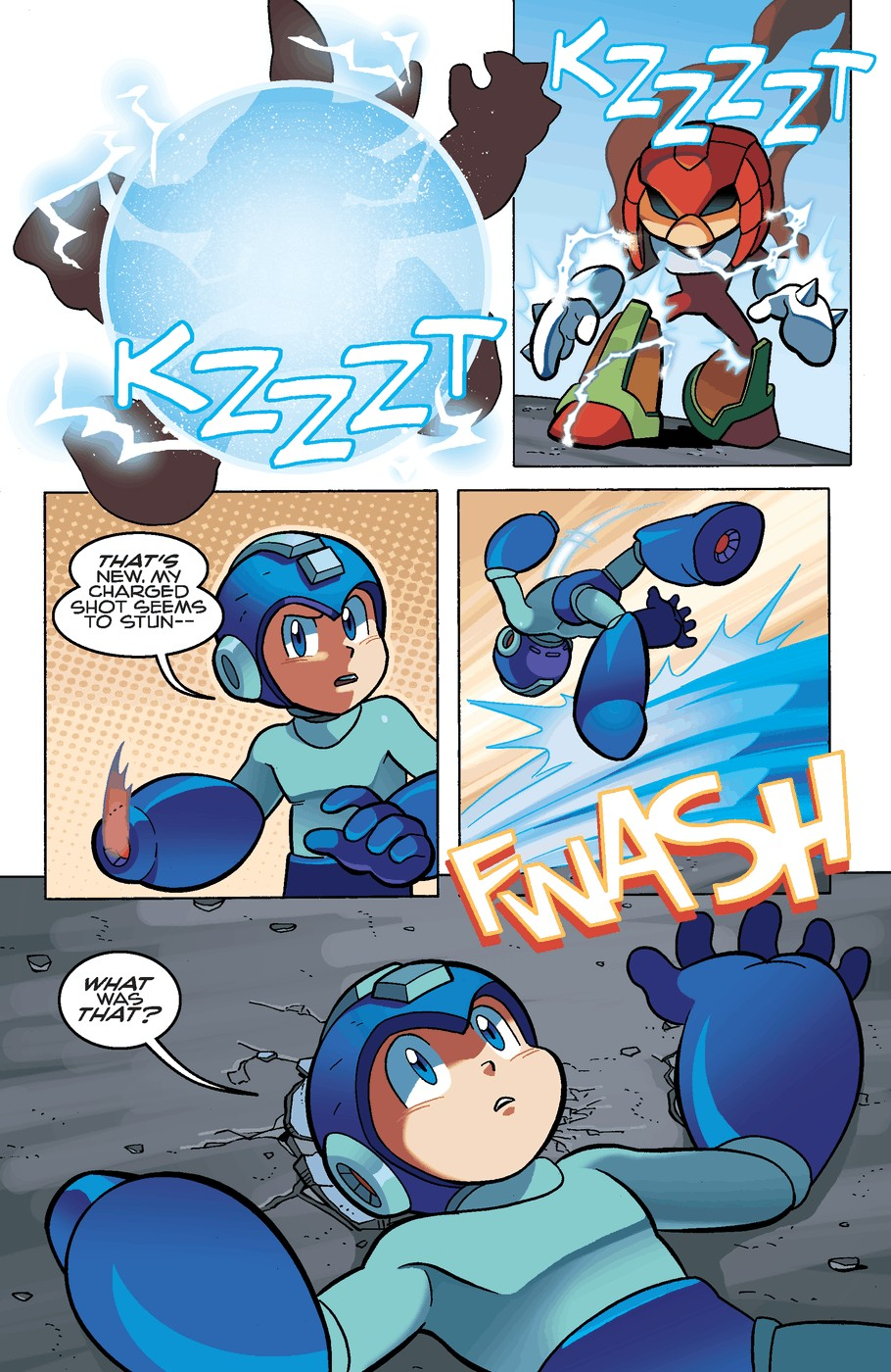 Read online Sonic Universe comic -  Issue #51 - 16