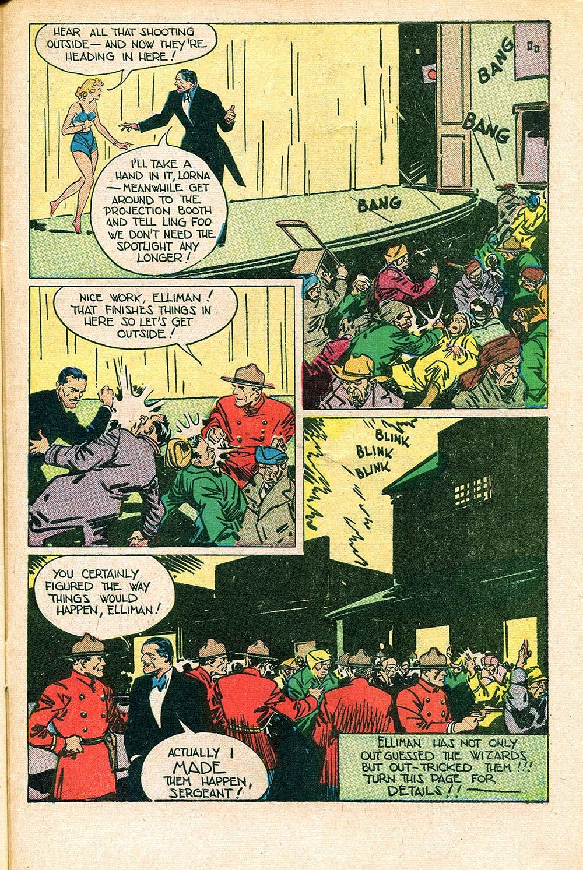 Read online Super-Magician Comics comic -  Issue #55 - 43