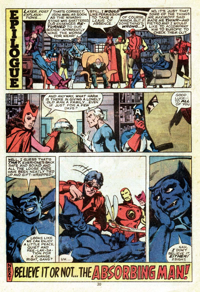 The Avengers (1963) 182 Page 18