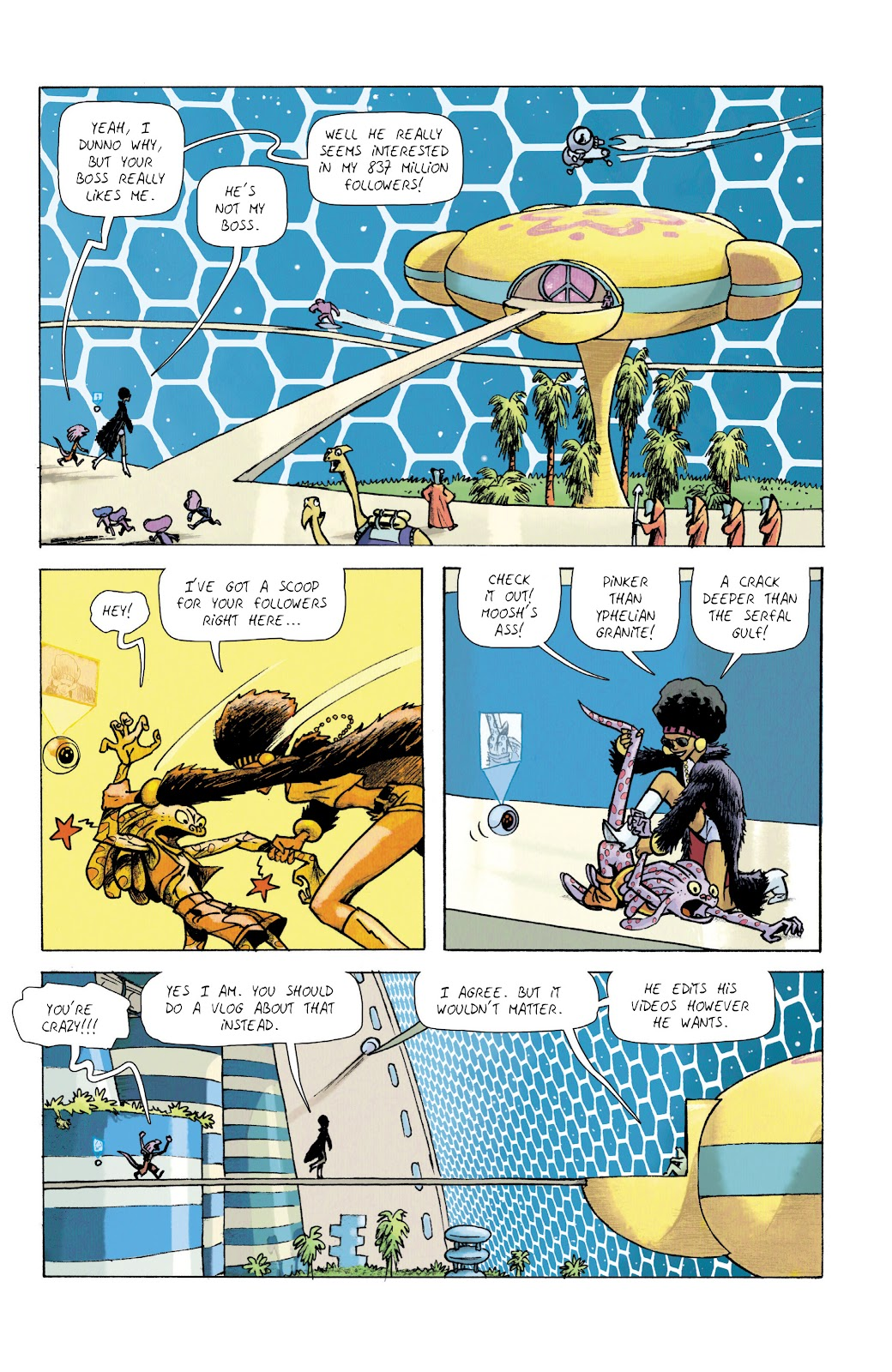 Read online Infinity 8 comic -  Issue #10 - 6