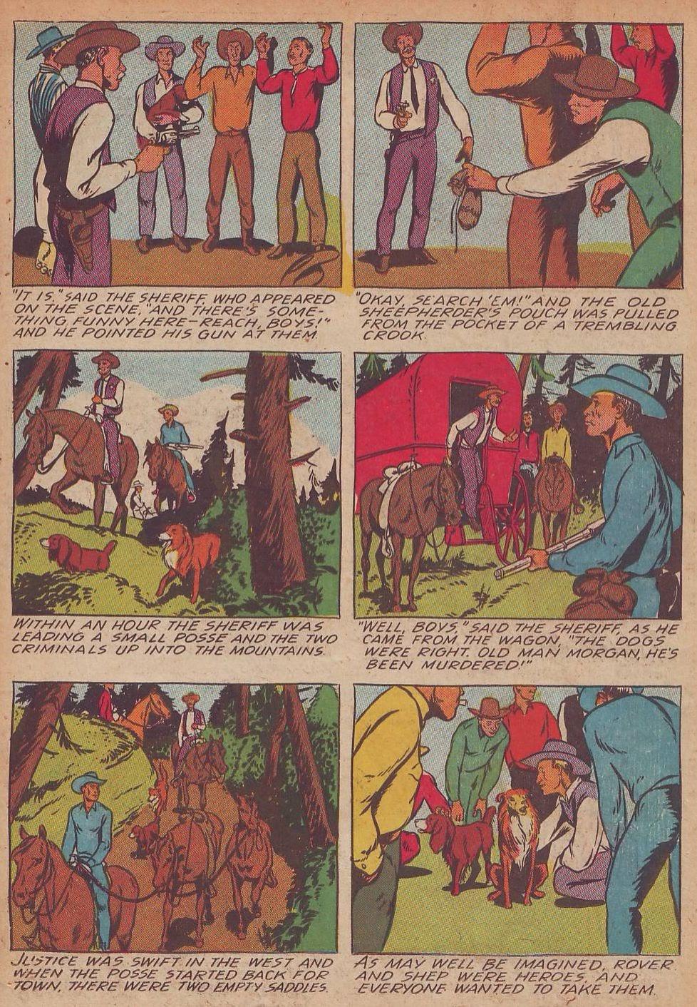 Read online Animal Comics comic -  Issue #21 - 33