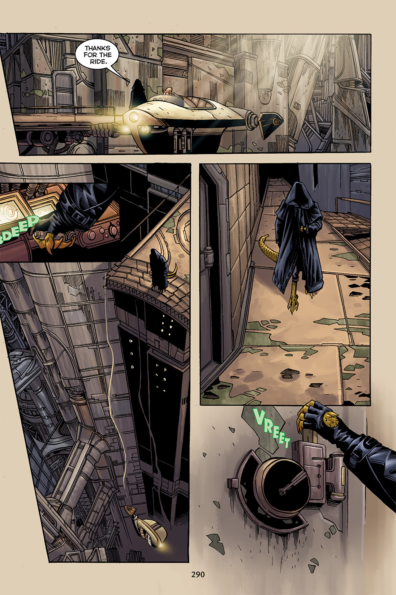 Read online Star Wars Omnibus comic -  Issue # Vol. 10 - 286