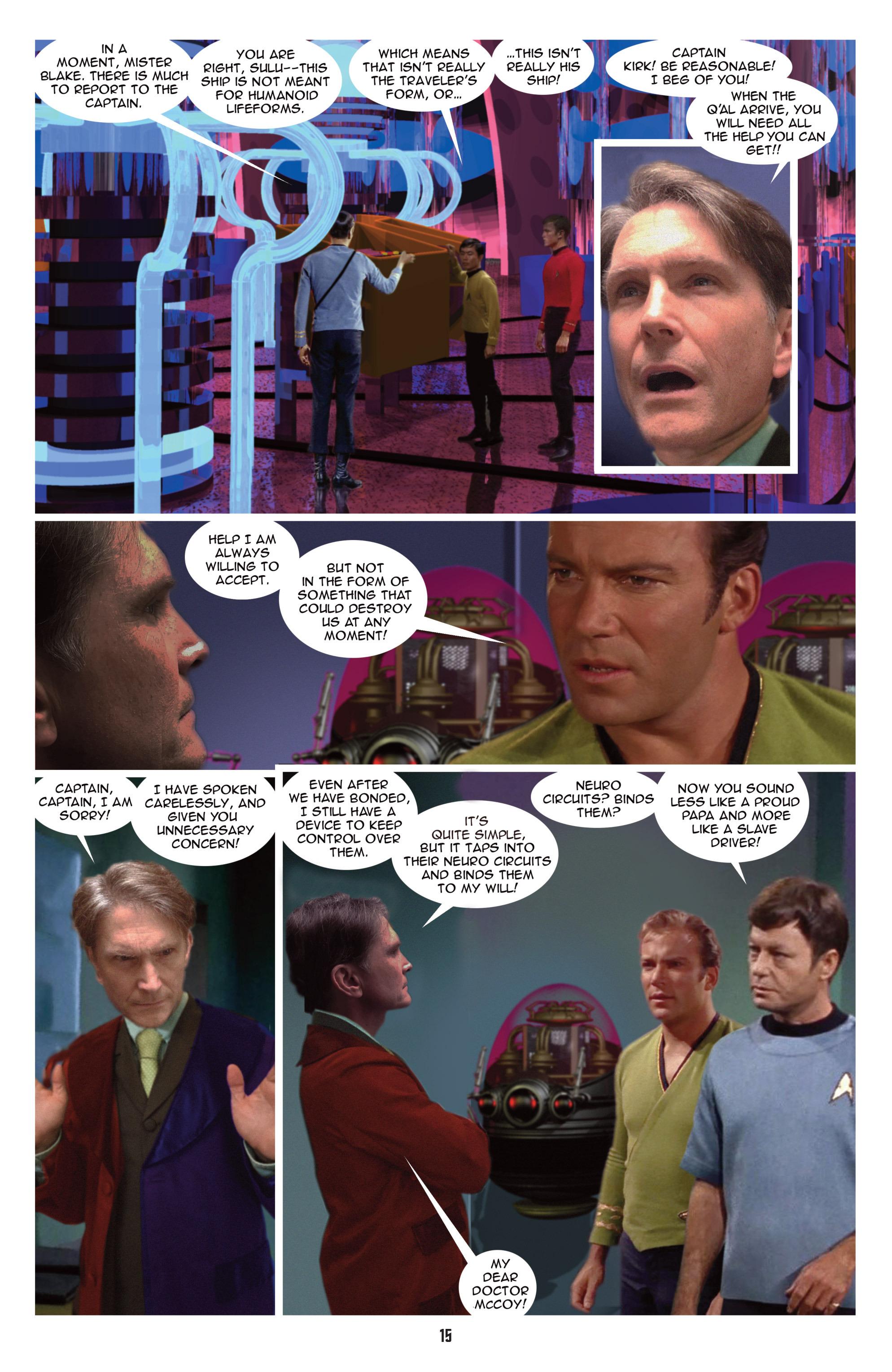 Read online Star Trek: New Visions comic -  Issue #15 - 17