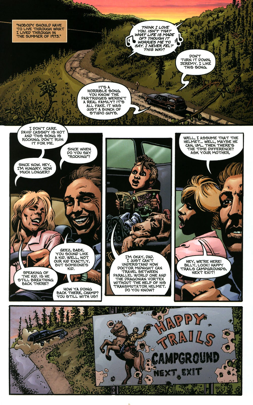 Bigfoot issue 1 - Page 6