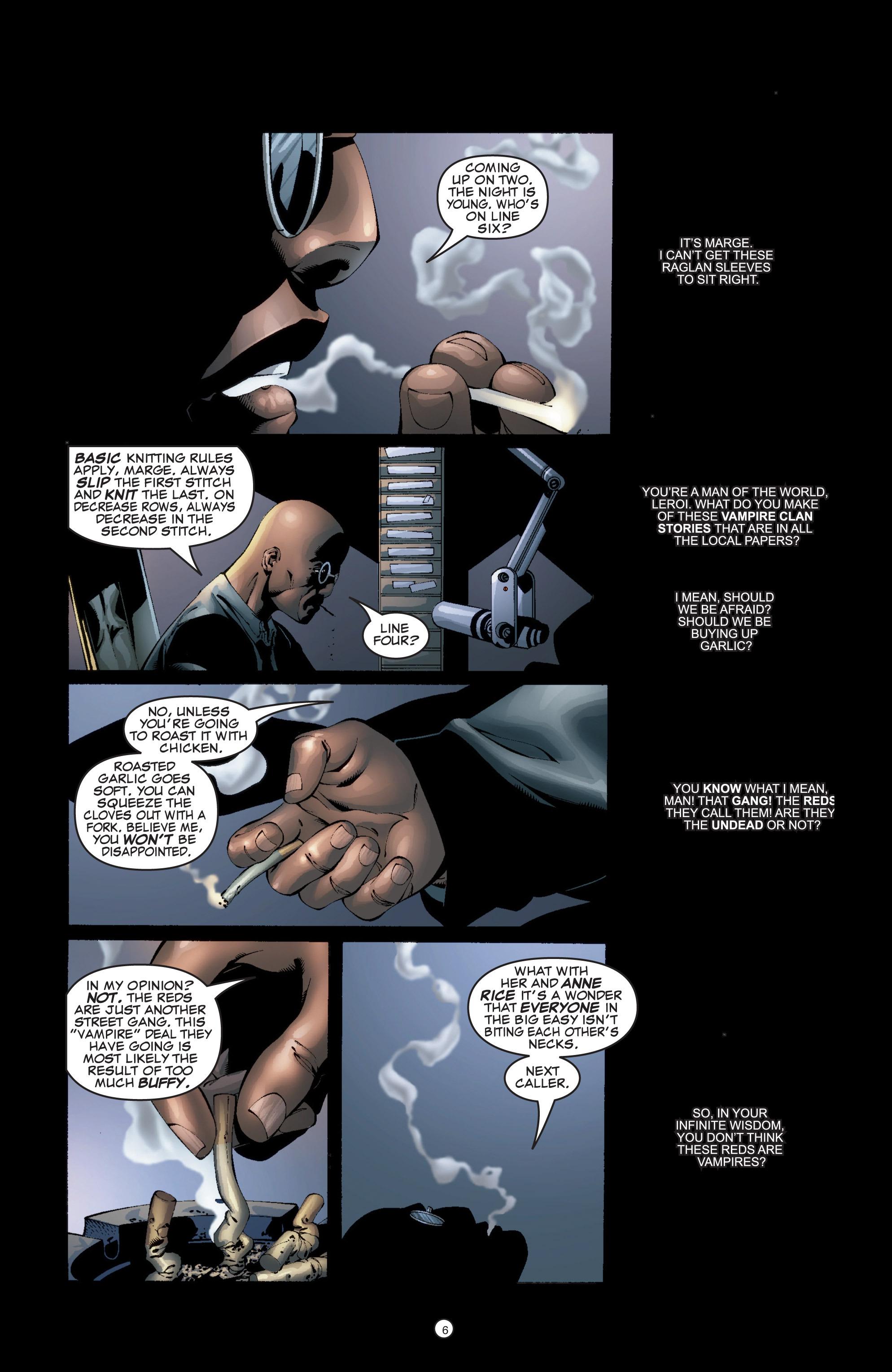 Read online Shadowman (1999) comic -  Issue #5 - 8