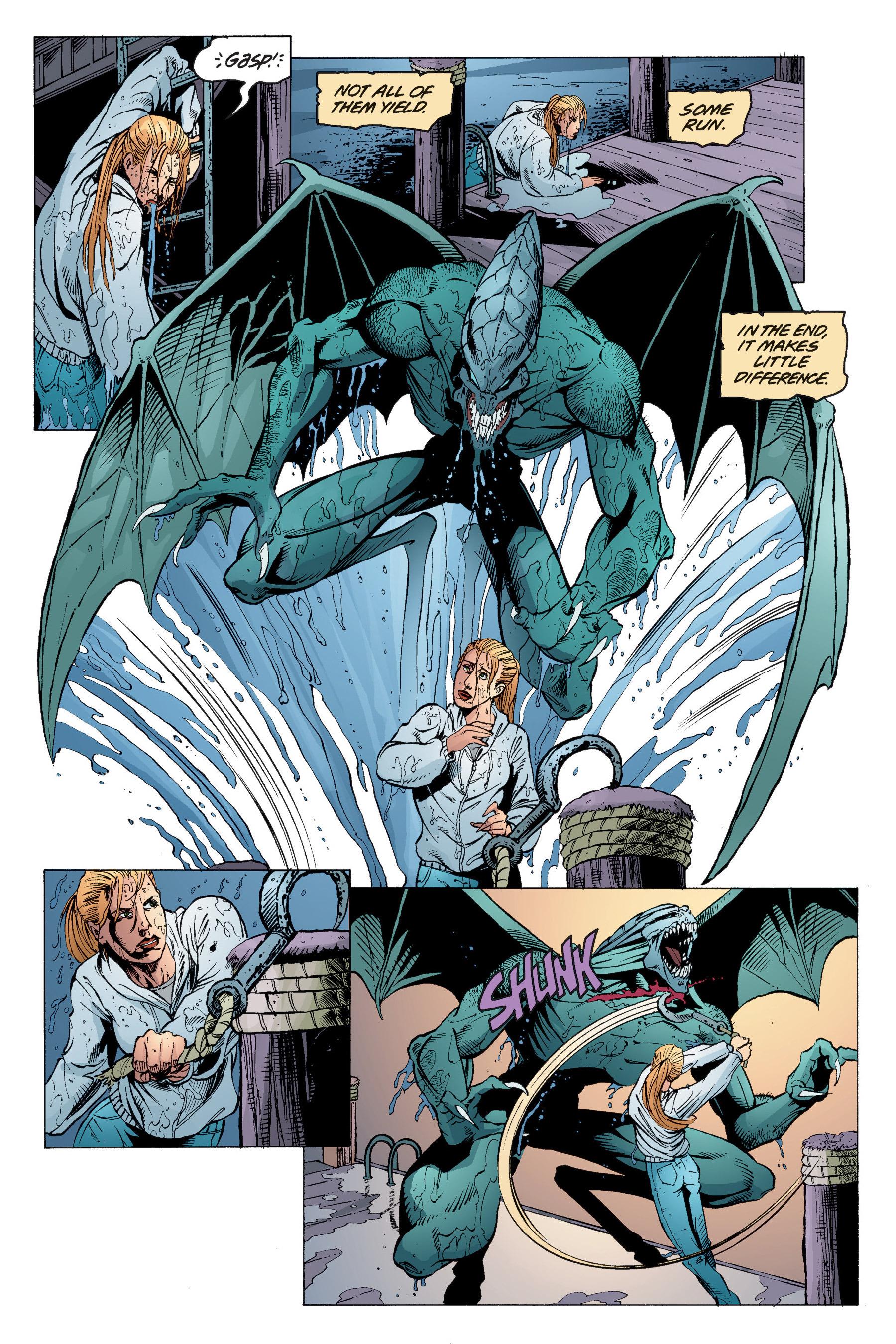 Read online Buffy the Vampire Slayer: Omnibus comic -  Issue # TPB 4 - 362