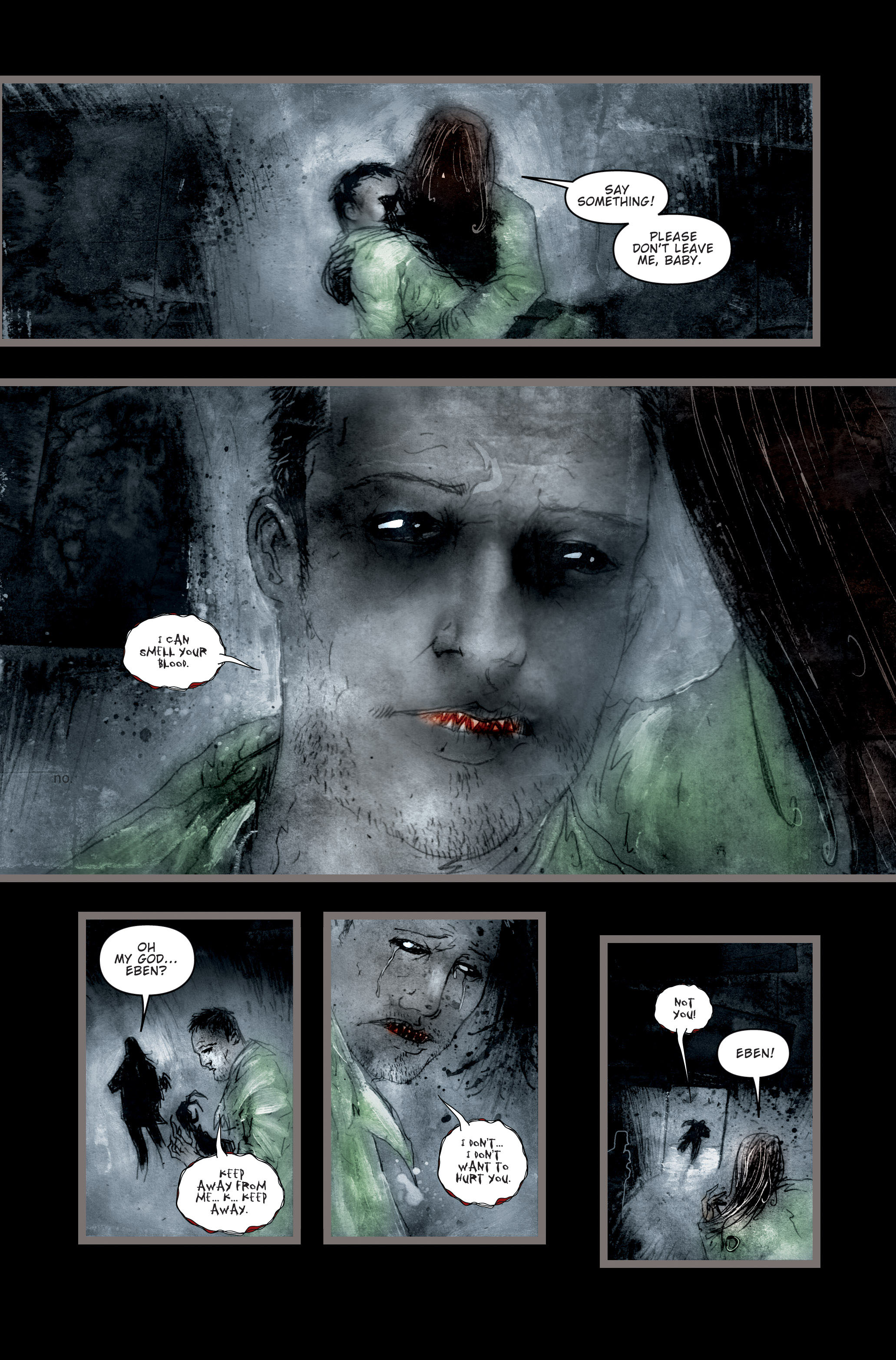 Read online 30 Days of Night (2002) comic -  Issue #3 - 16