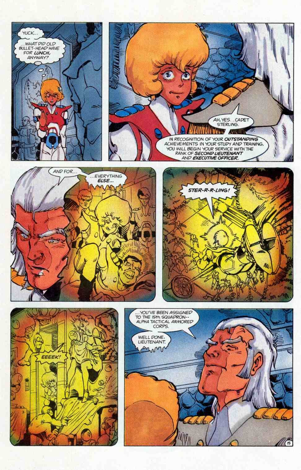 Robotech Special issue Full - Page 16